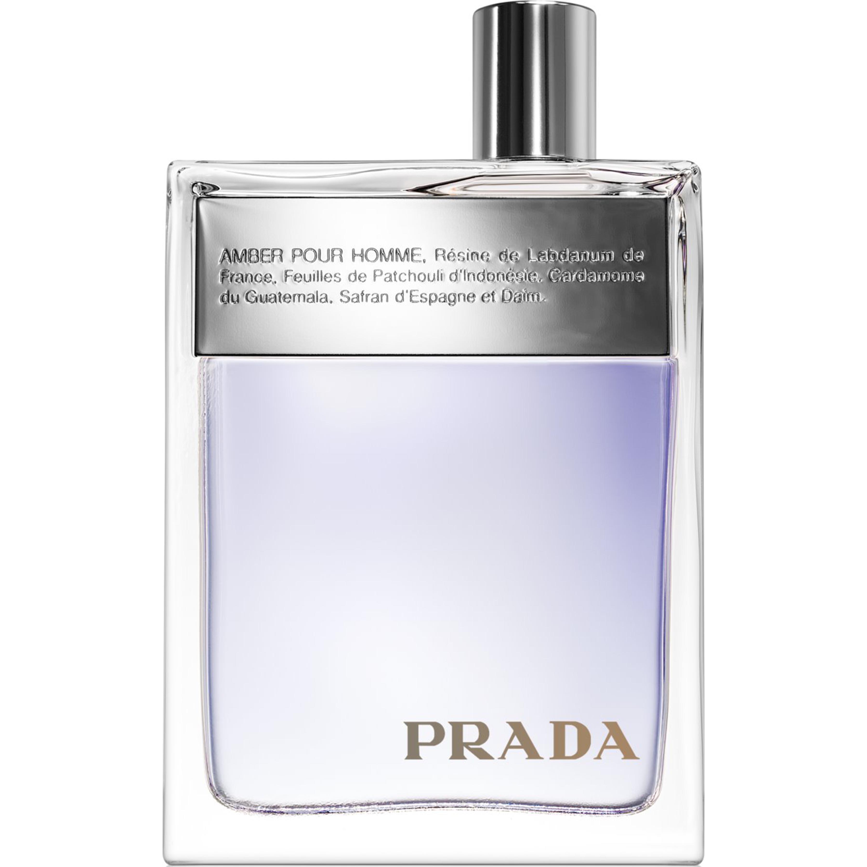 Die besten Parfums 2019 für Männer: Prada Amber pour Homme