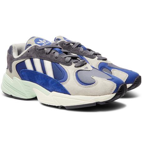 Die besten Sneaker für wenig Geld: Adidas Yung-1