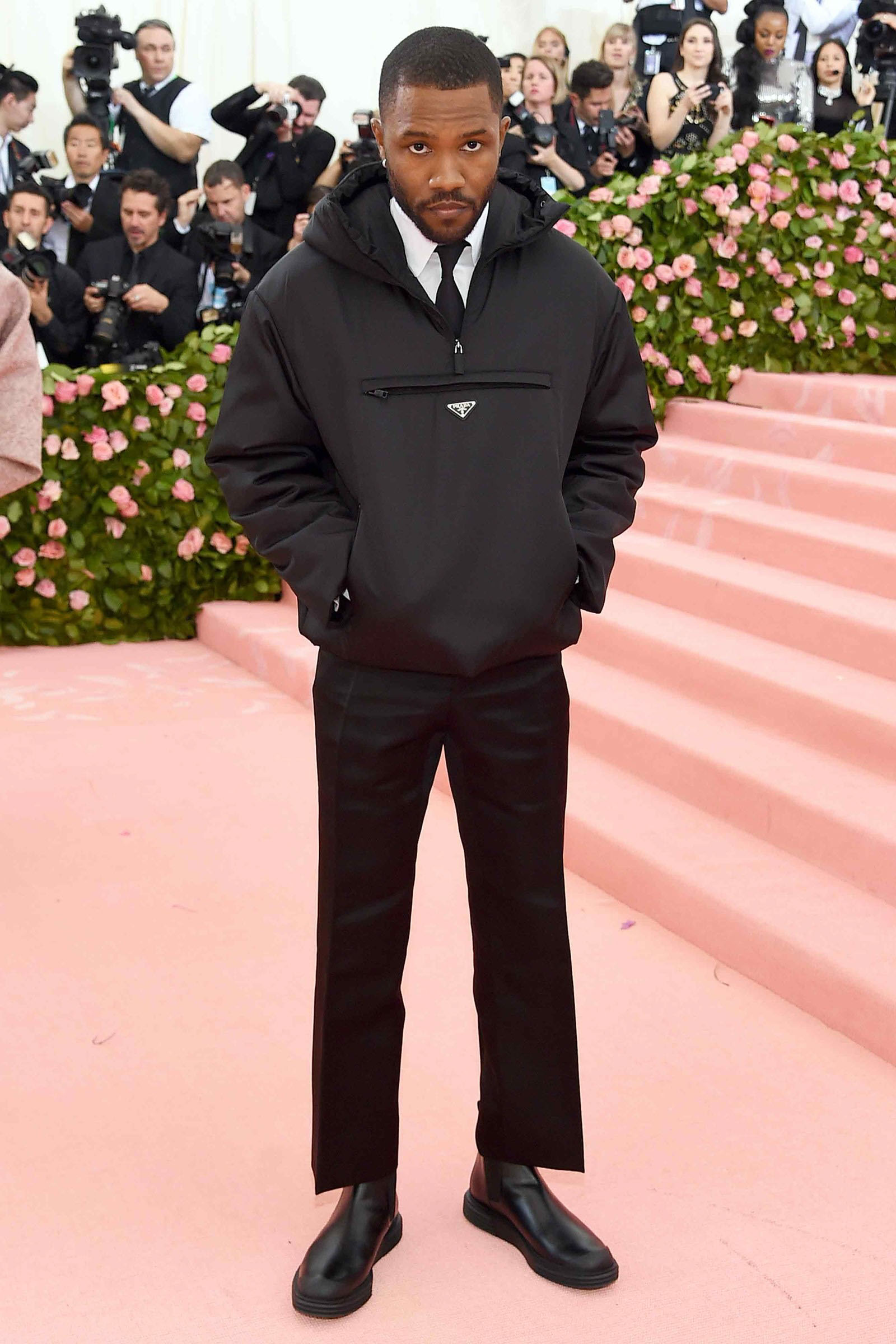 Best dressed men at Met Gala 2019: Frank Ocean
