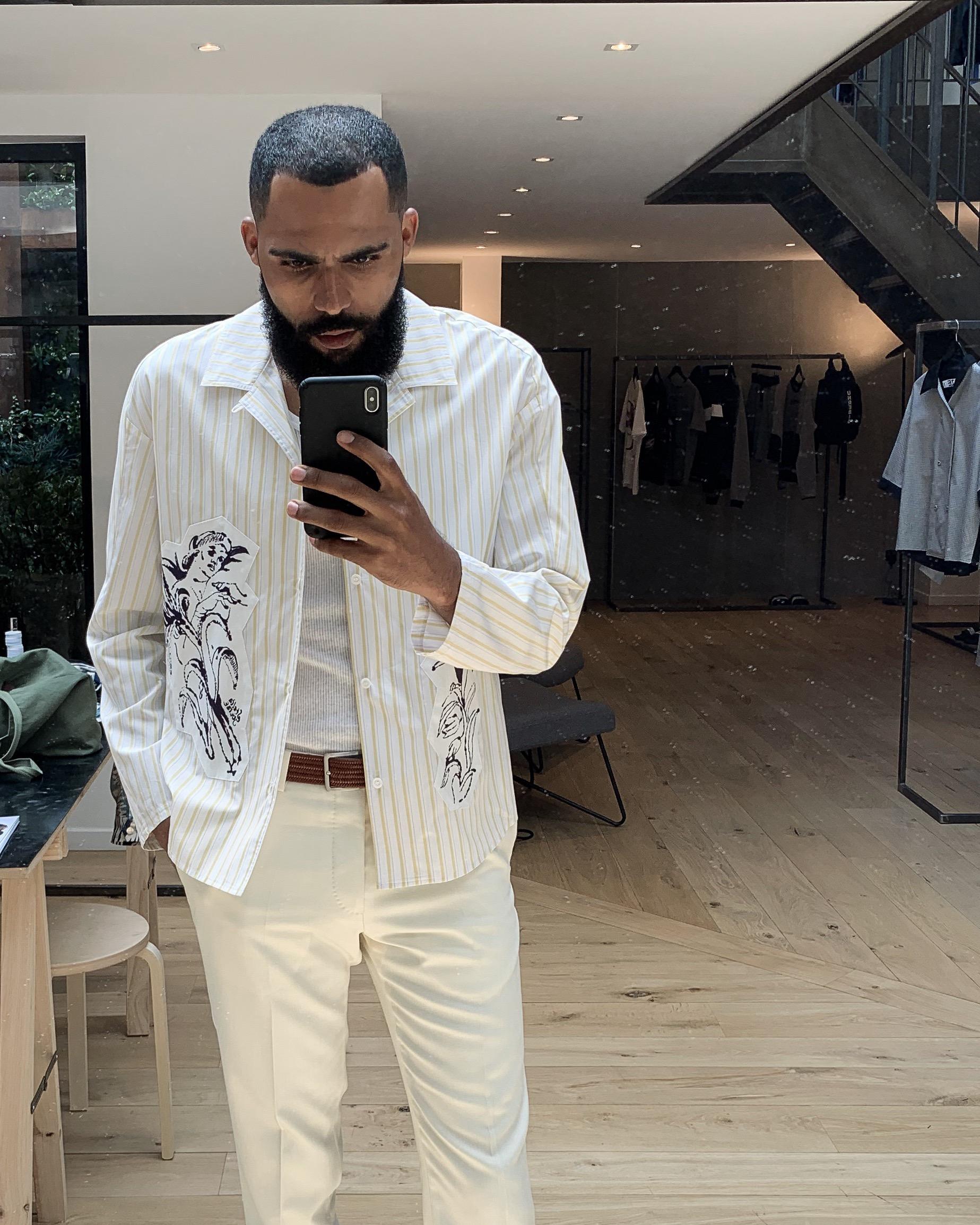 Modetrend des Sommers: Unterhemden. So stylt man sie