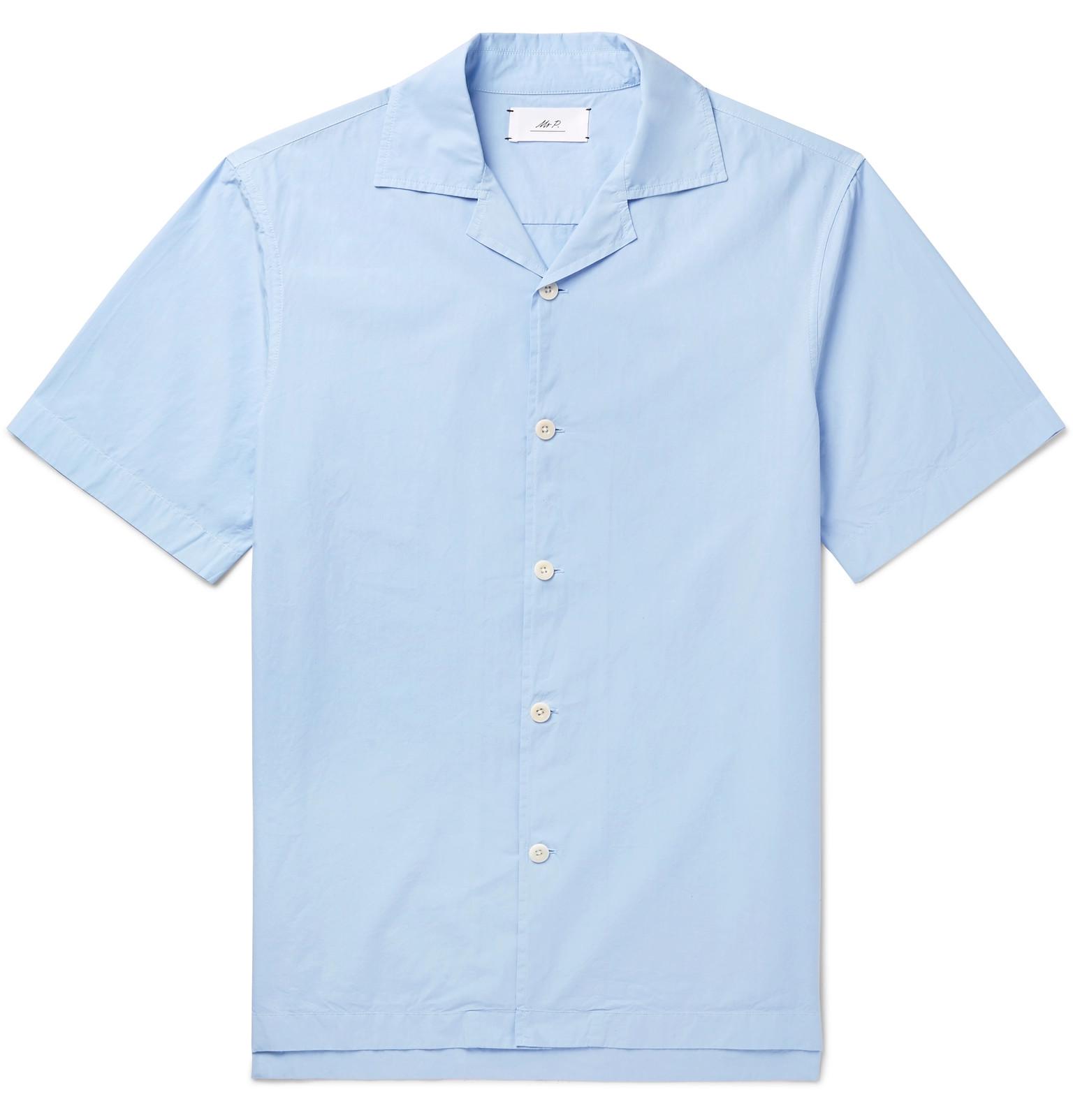Mr. P Short sleeve shirt