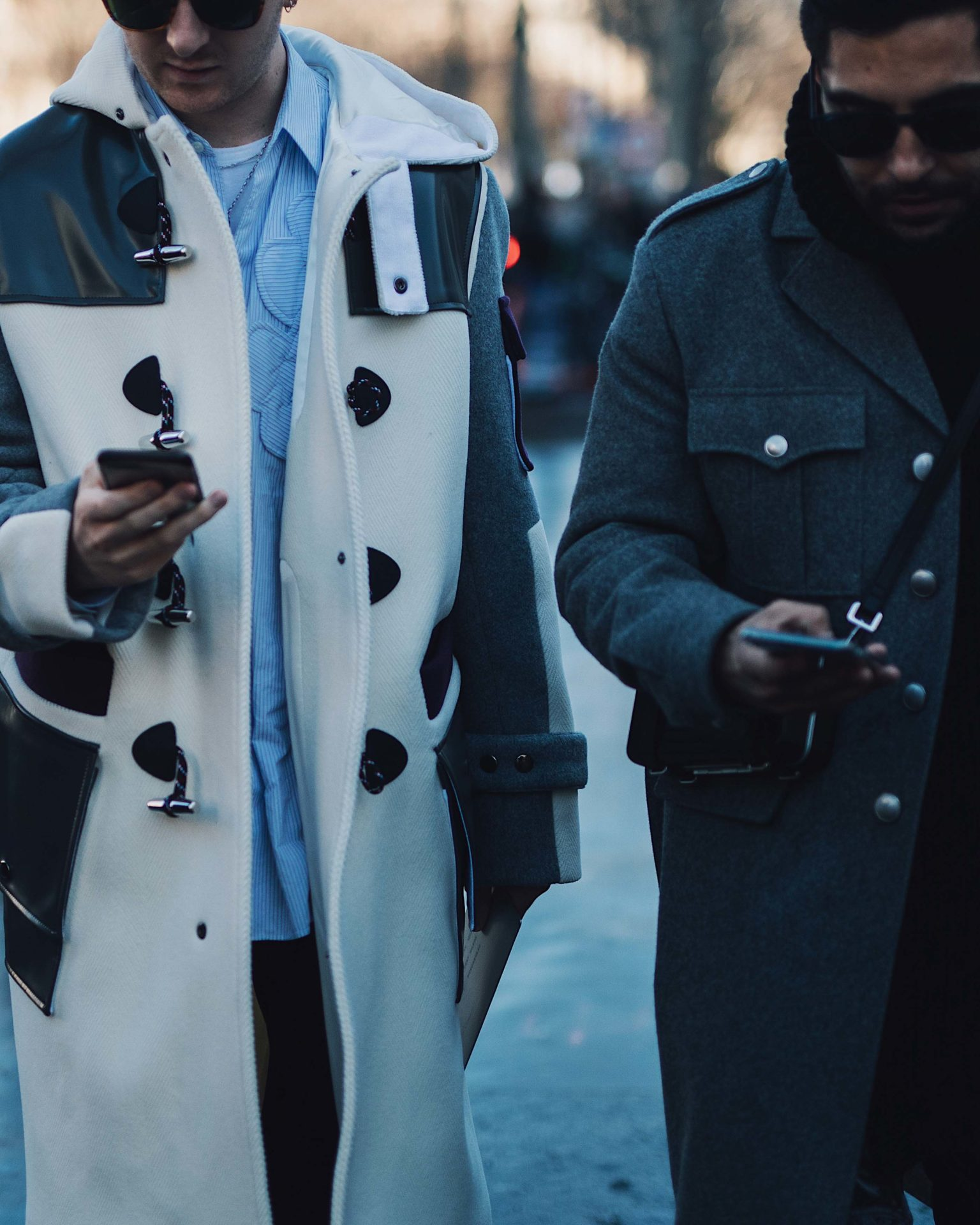 Biggest Street Style Trends at Men's Fashion Week AW20 Milan and Paris
