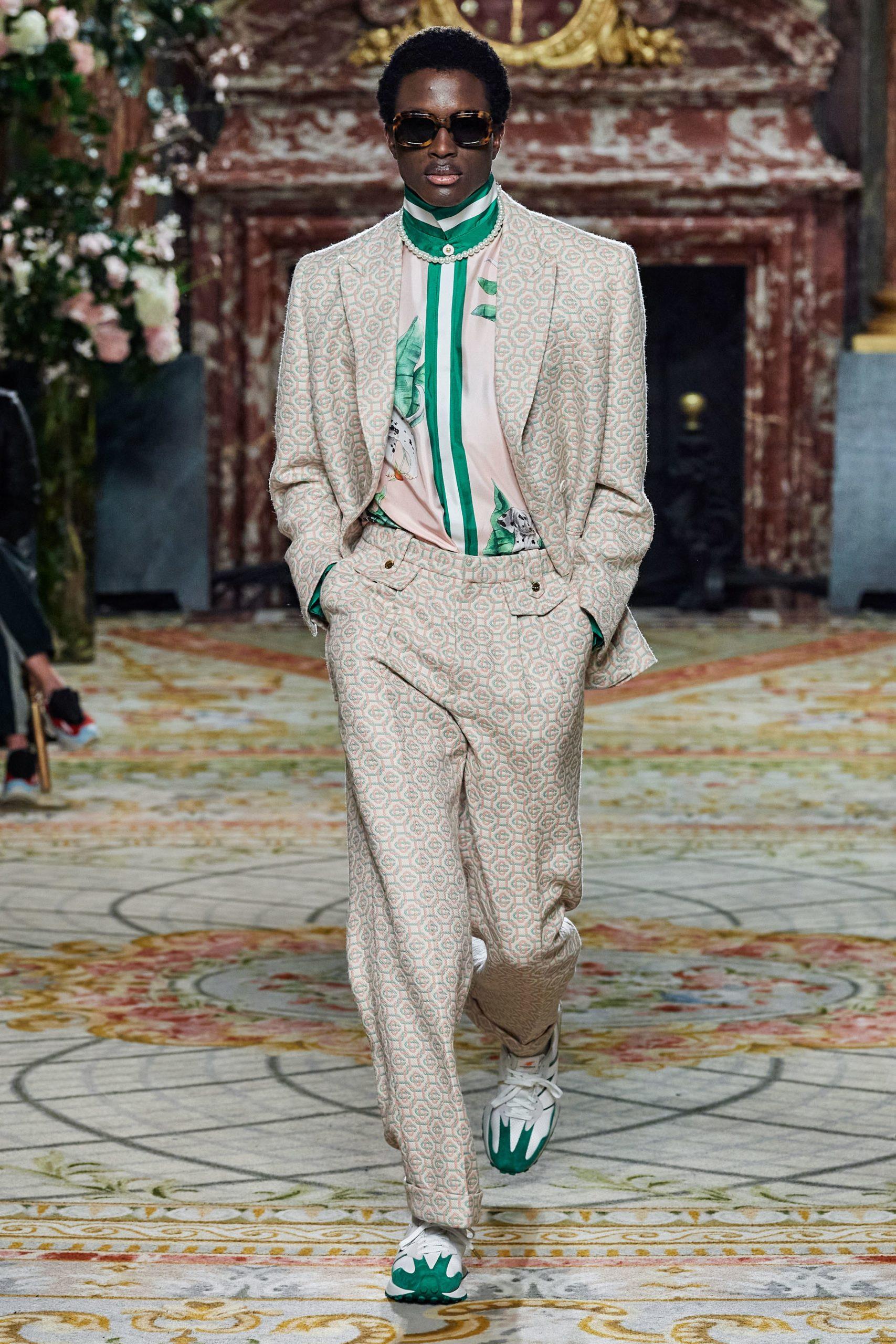 Die besten Sneaker Collaborations der AW20 Men's Fashion Week: Casablanca X New Balance