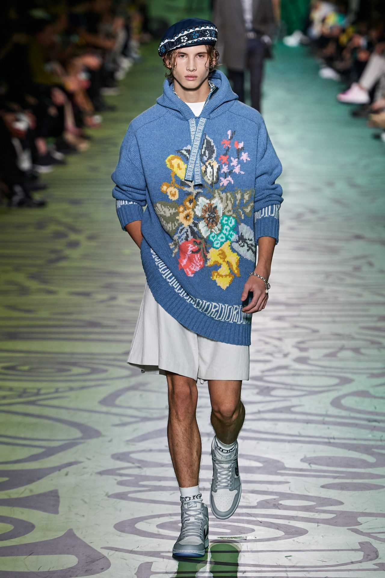 Die besten Sneaker Collaborations der AW20 Men's Fashion Week: Dior X Nike Air Jordan
