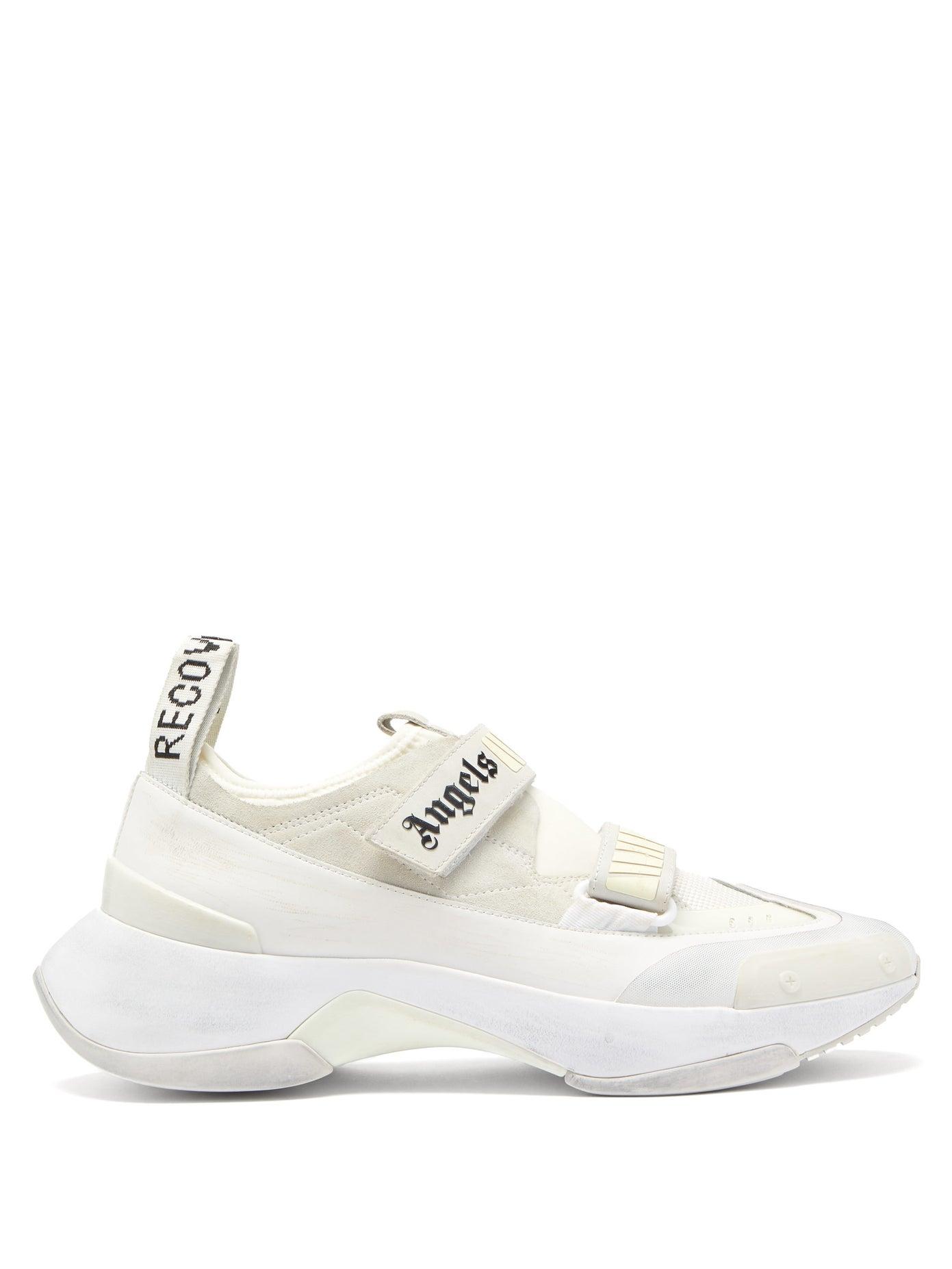 Die besten weißen Sneaker 2020: Palm Angels white sneakers