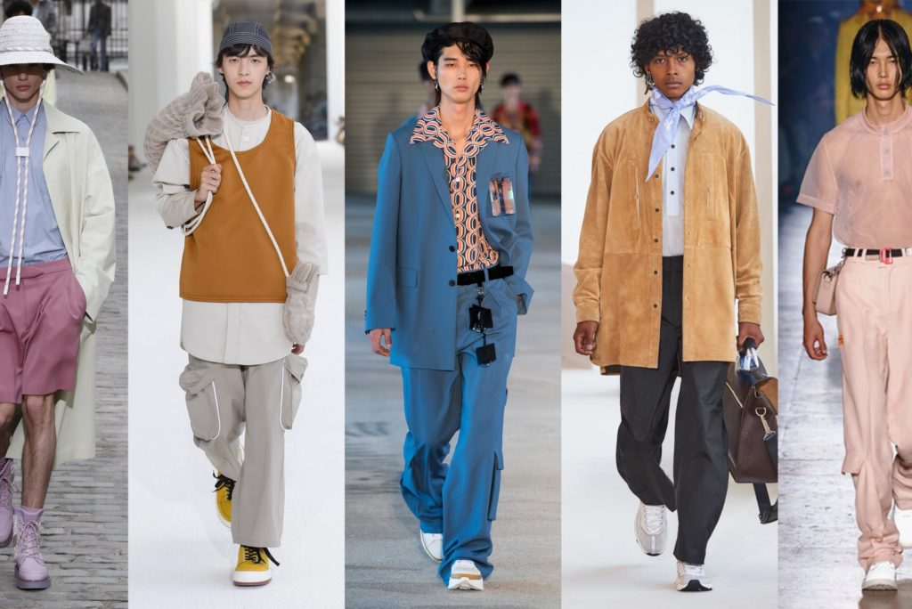 Die Männermode-Trends für den Sommer 2020