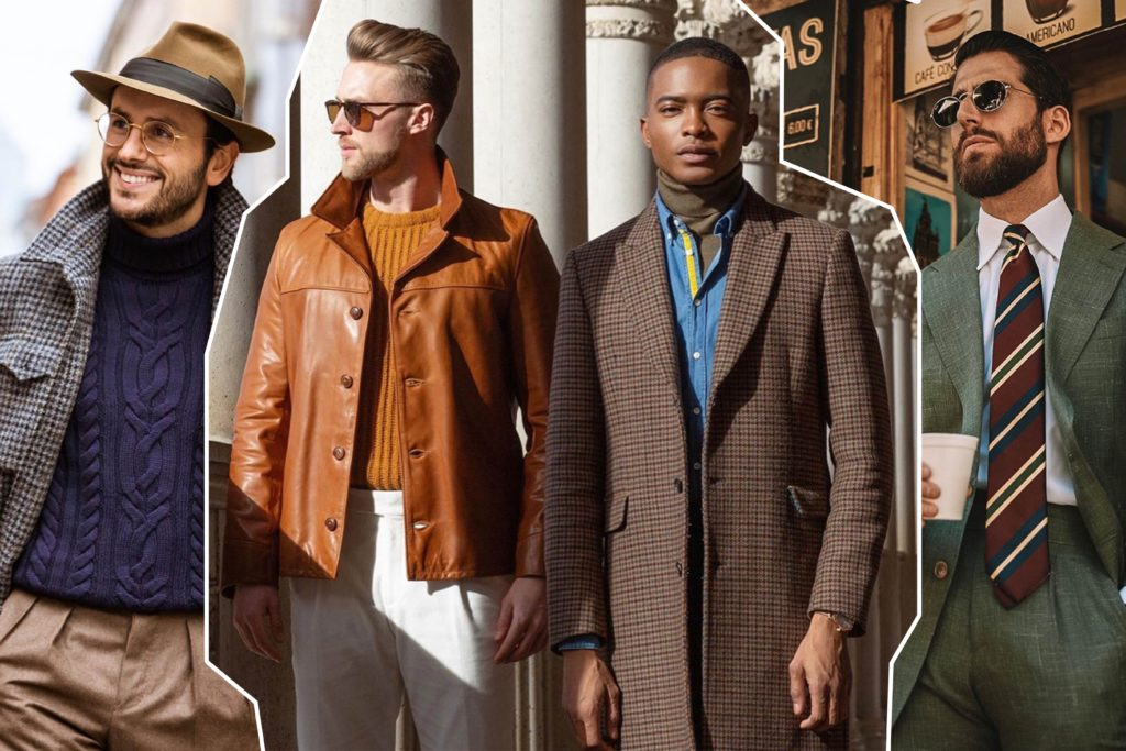 Classic Menswear Instagram Accounts