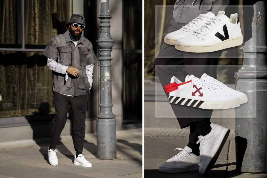 Die besten weißen Sneaker 2020