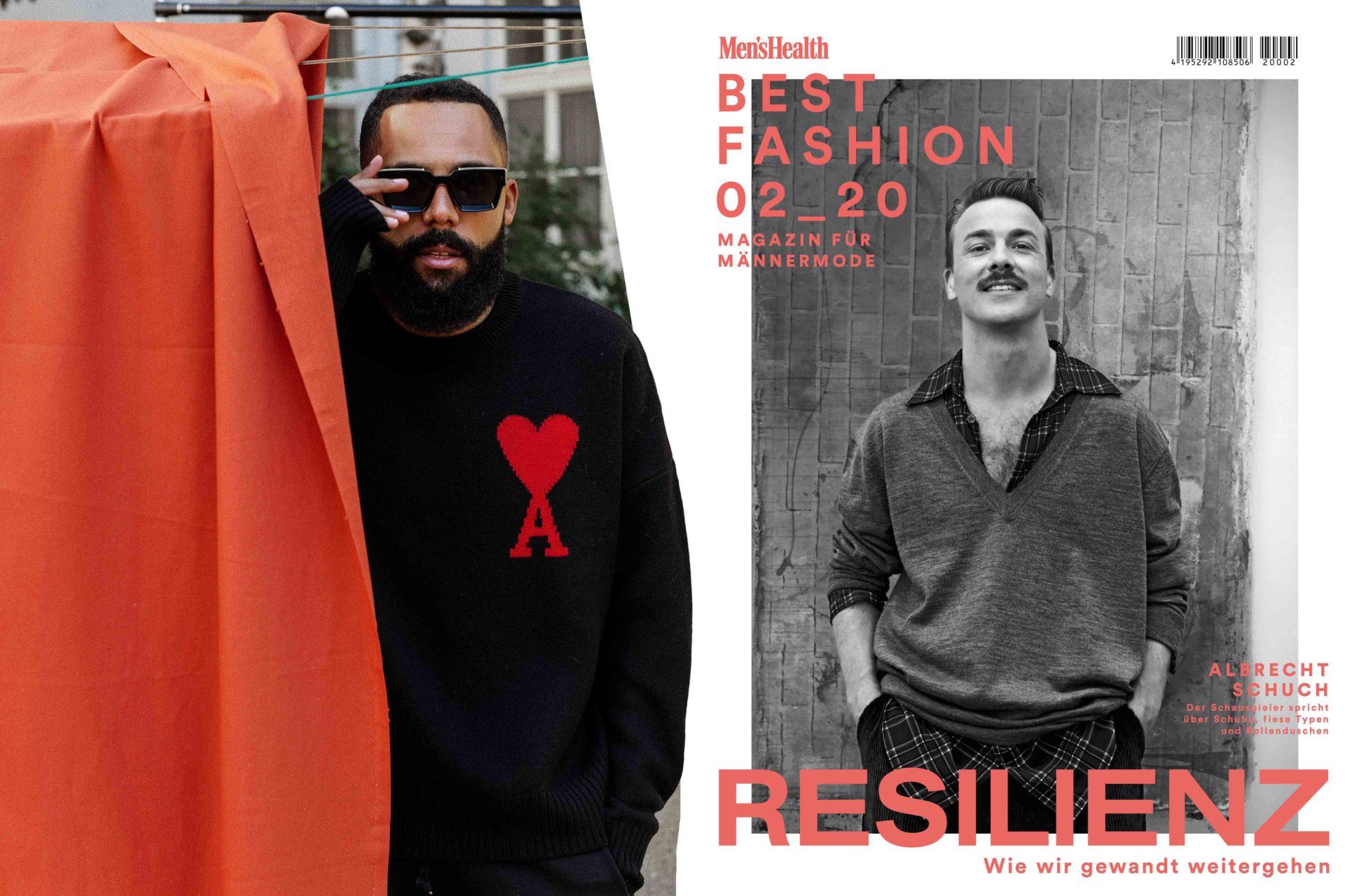 Herbst/Winter 2020 Pullover-Trends für Männer