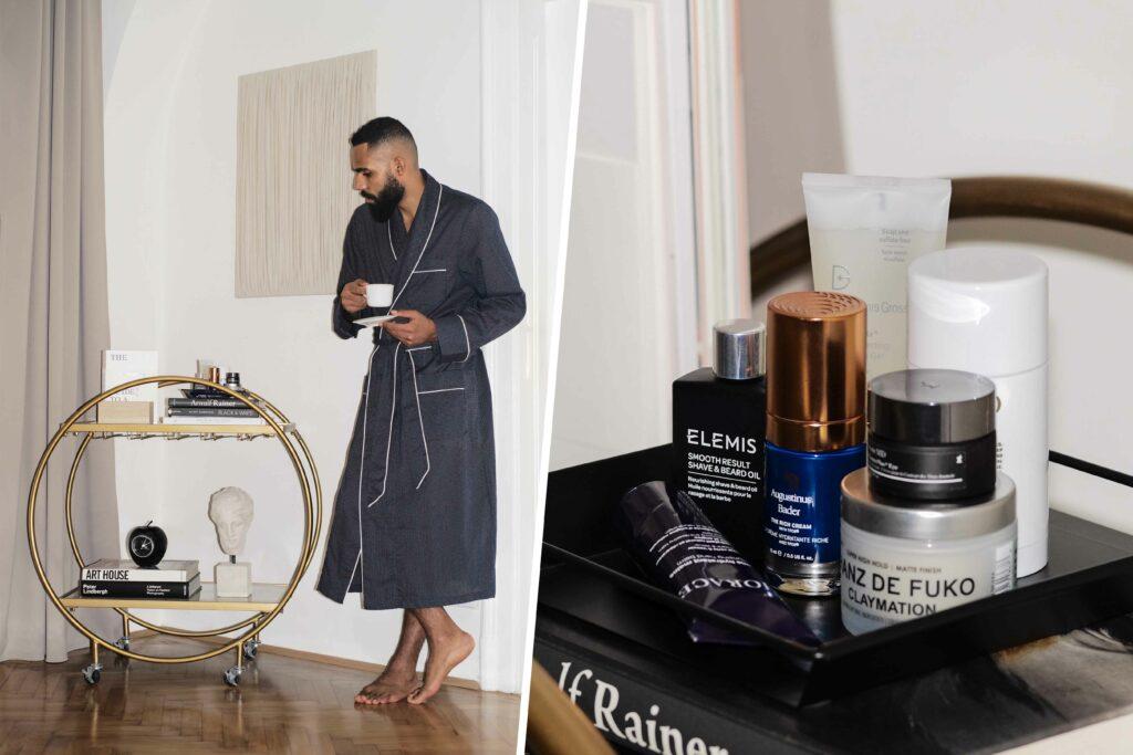 Skincare für Männer