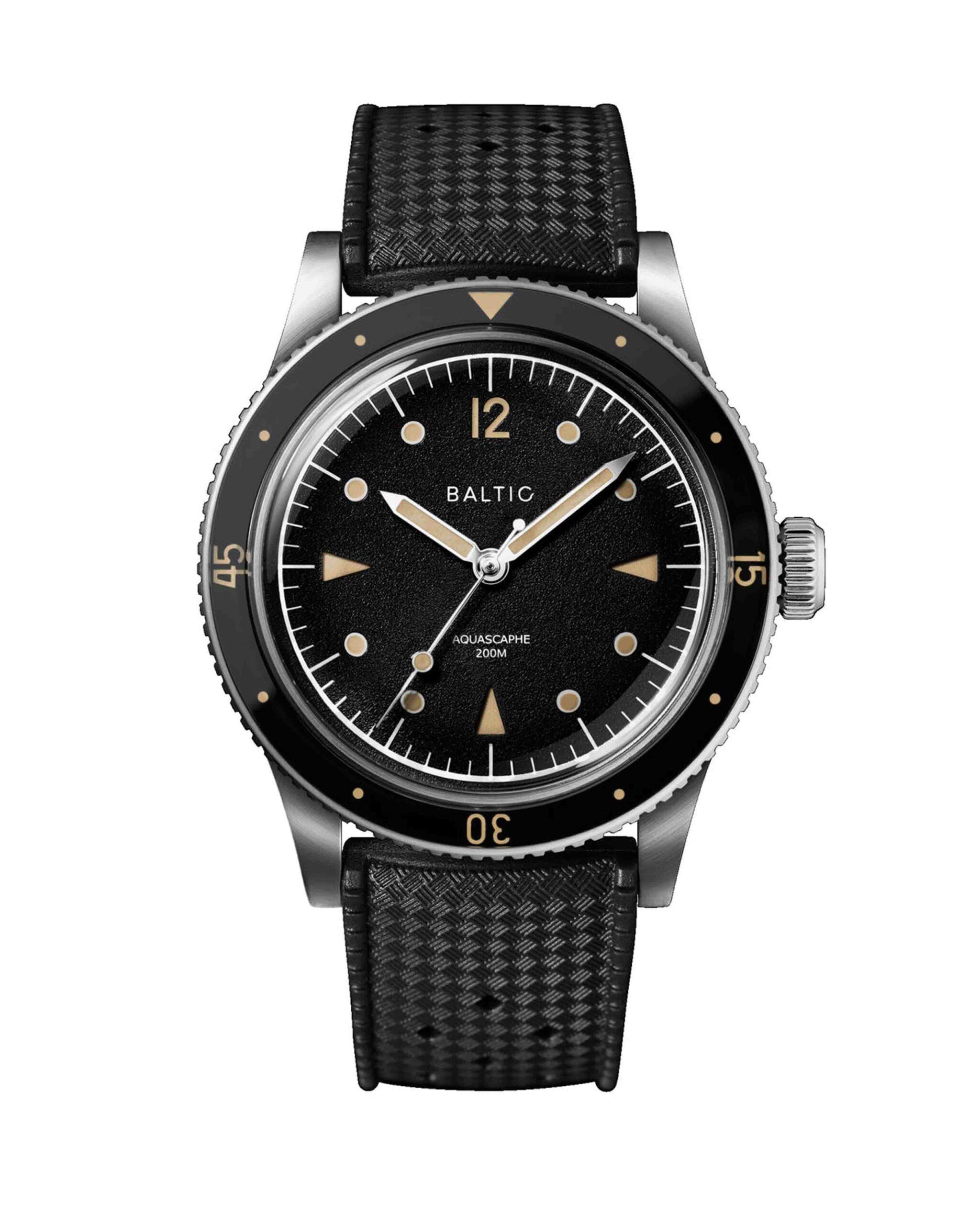 Besten Uhren unter 1000 Euro: Baltic Aquascaphe