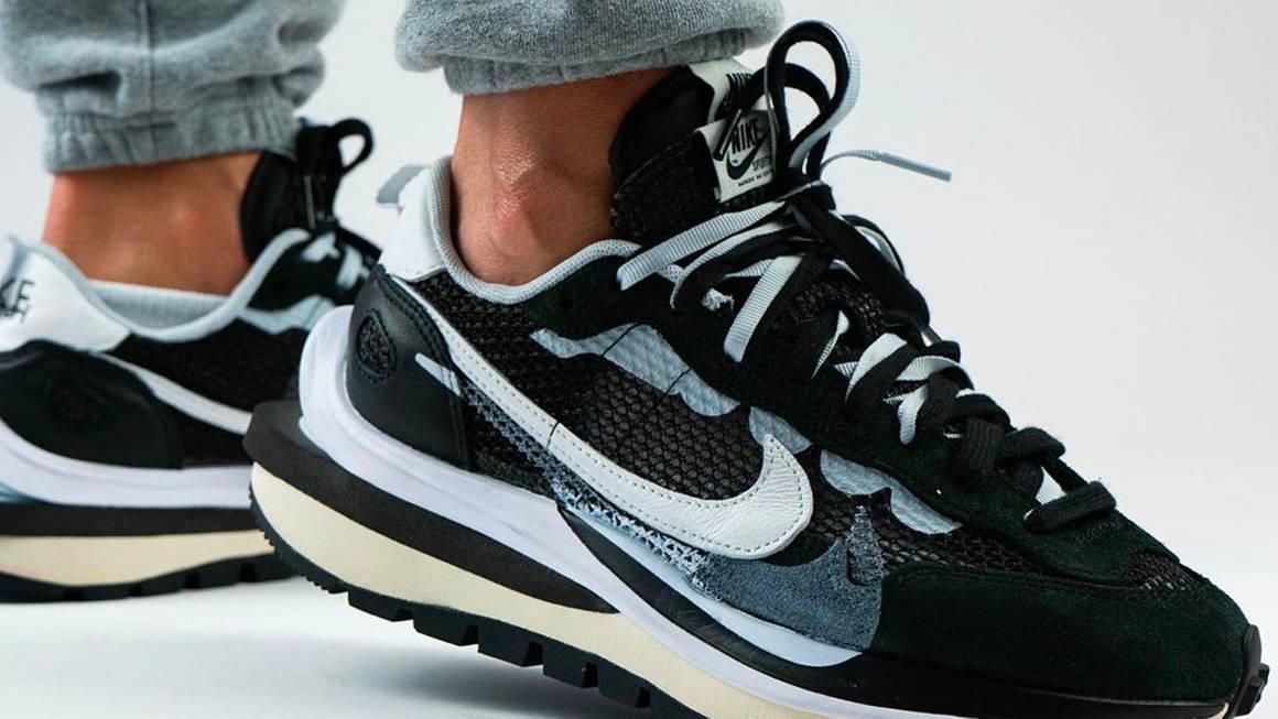Best Sneakers 2020: Sacai X Nike Vaporwaffle