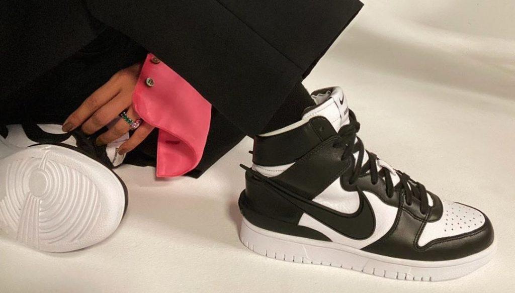 Best Sneakers 2020: AMBUSH x Nike Dunk High