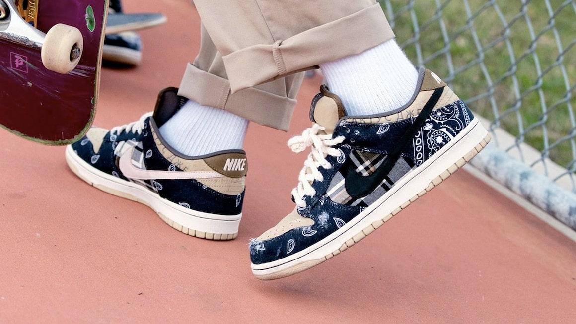 Best Sneakers 2020: Nike SB Dunk Low x Travis Scott