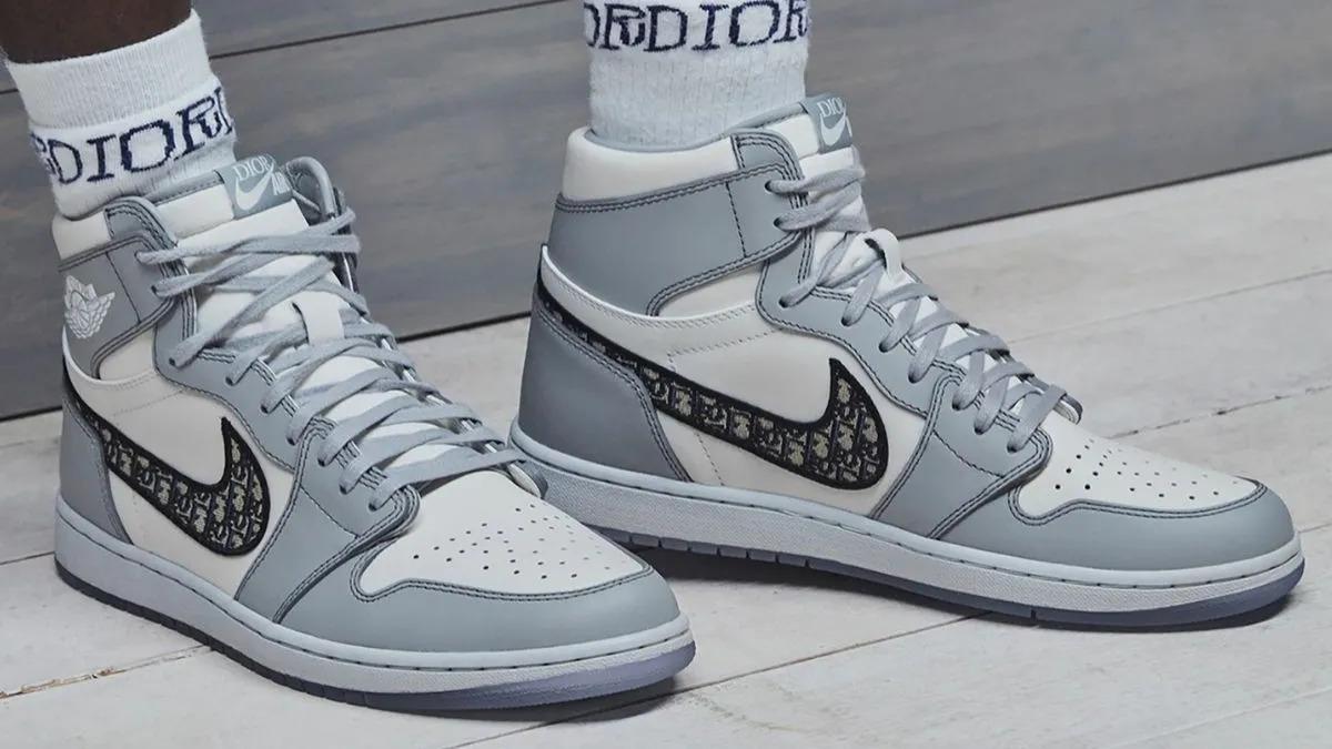 Best Sneakers 2020: Dior x Air Jordan 1