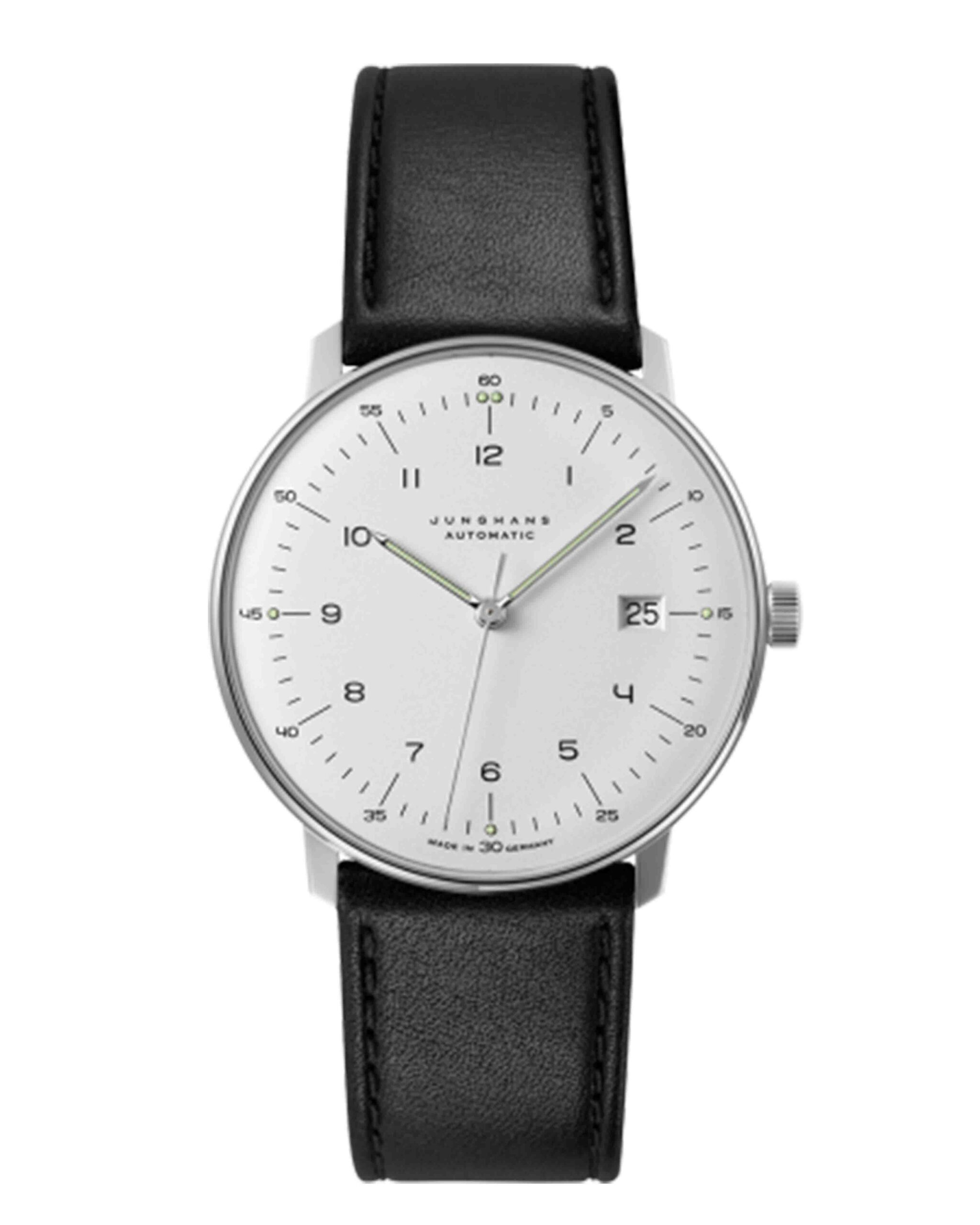 Besten Uhren unter 1000 Euro: Junghans Max Bill Automatic
