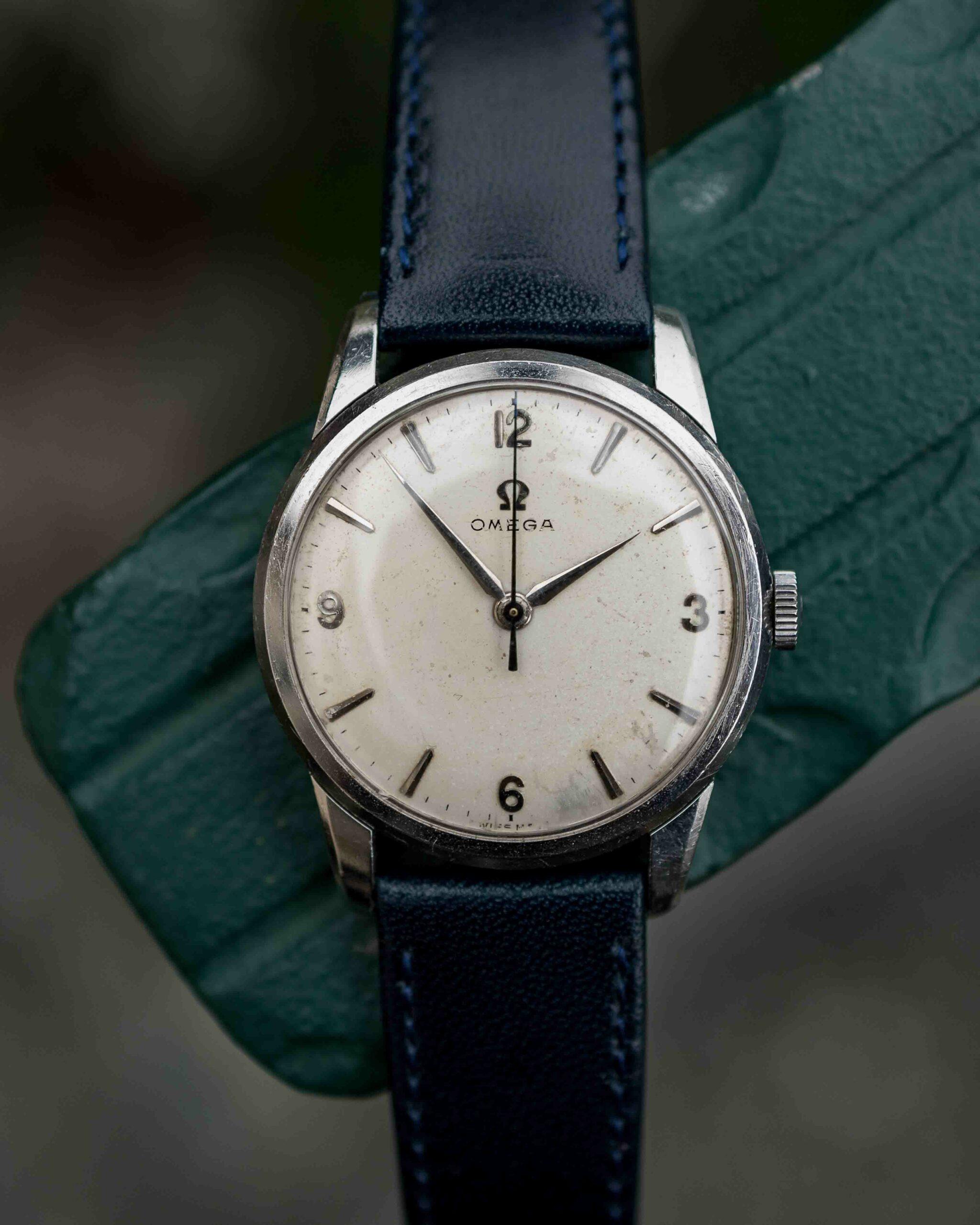 Besten Uhren unter 1000 Euro: Omega Seamaster