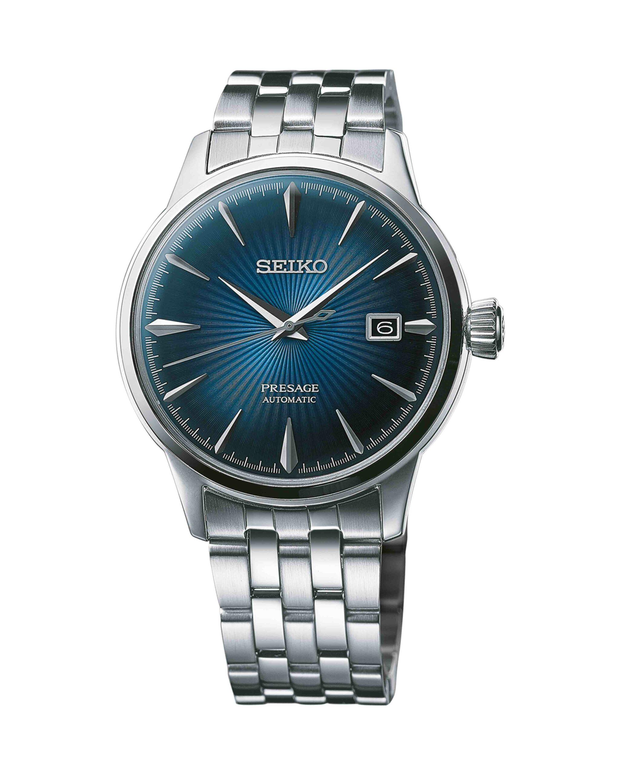 Besten Uhren unter 1000 Euro: Seiko Presage