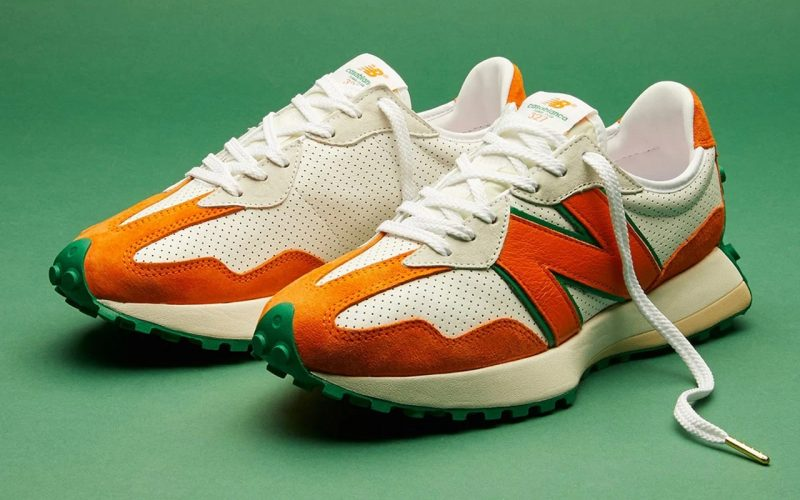 Best Sneakers 2020: Casablanca X New Balance 327