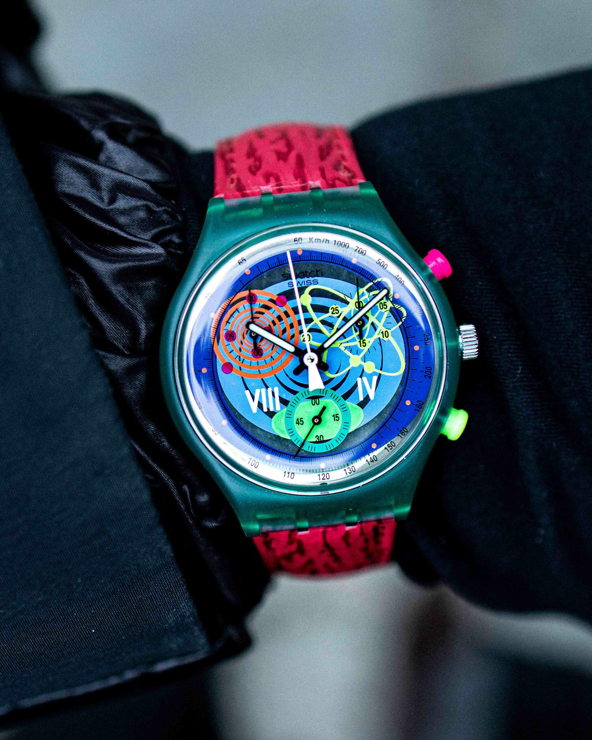 Besten Uhren unter 1000 Euro: Swatch Sistem51