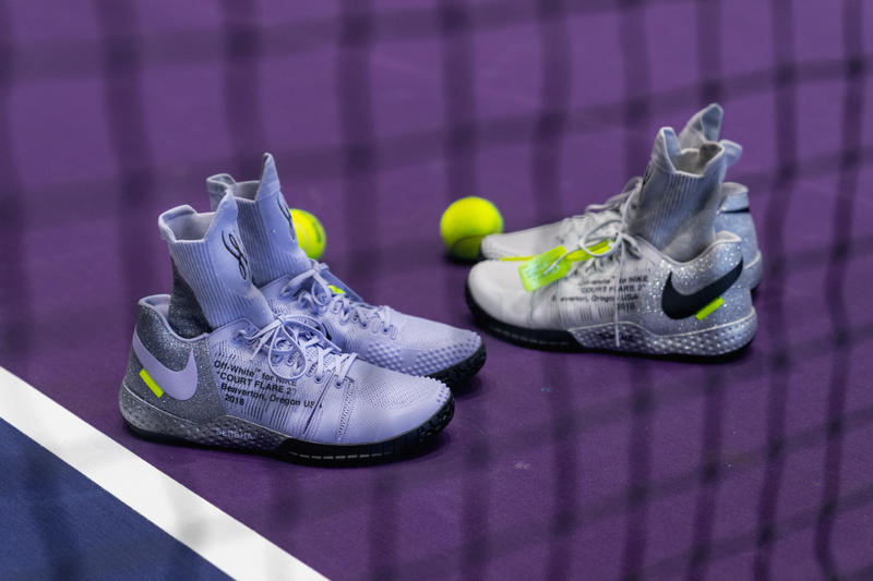 Virgil Abloh Off-White X Nike The 20