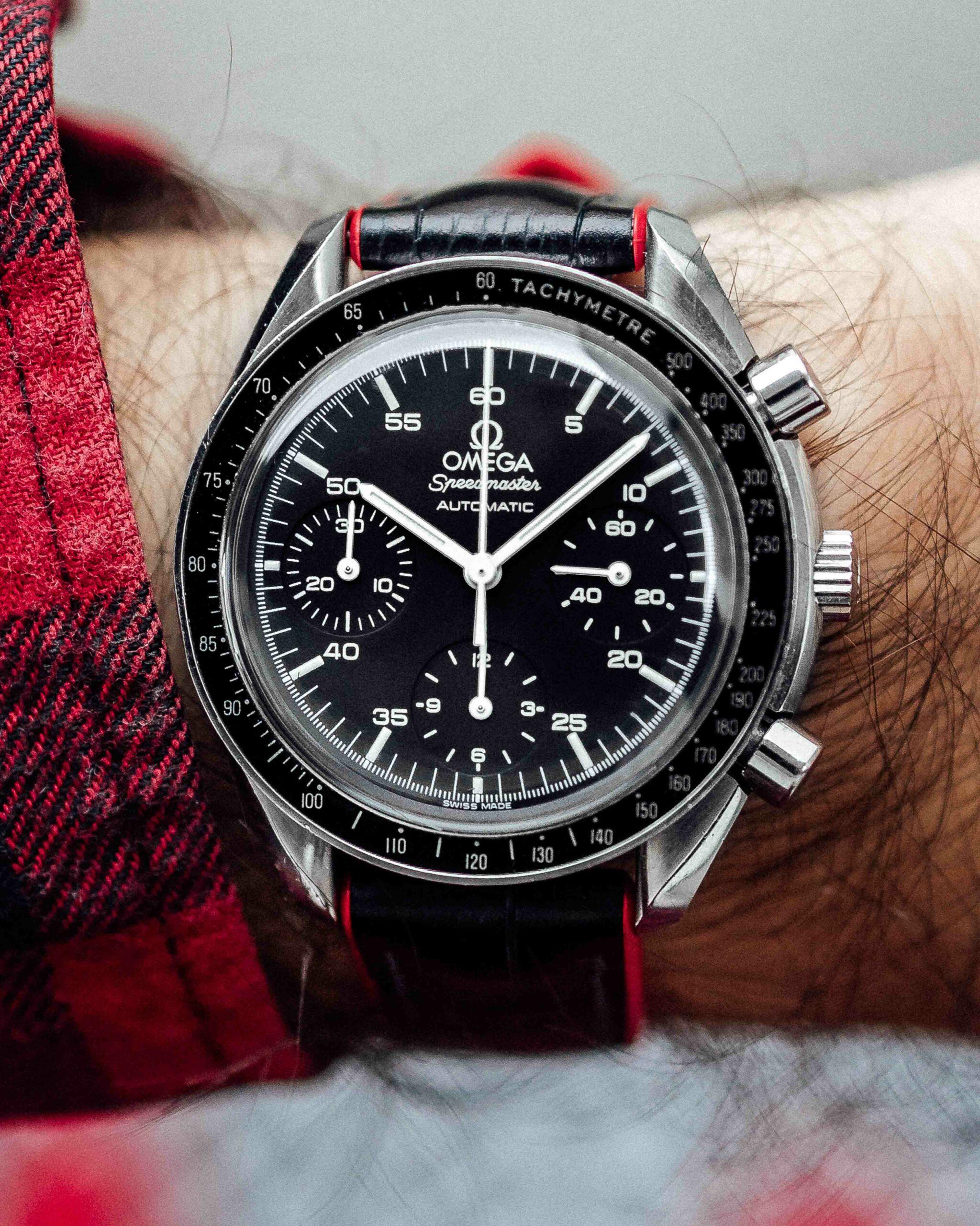 Die besten Uhren unter 5000 Euro: Omega Speedmaster