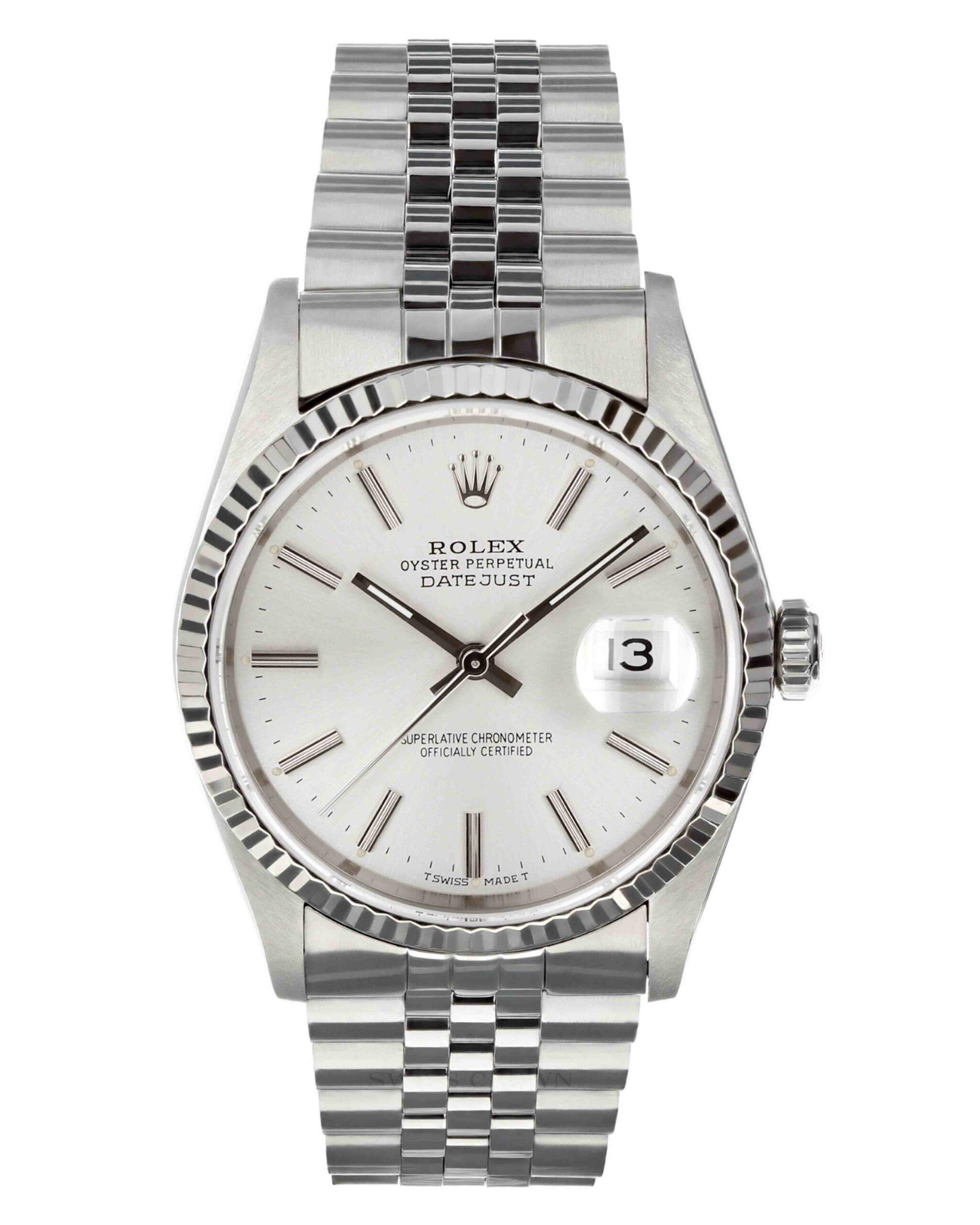 Die besten Uhren unter 5000 Euro: Vintage Rolex Datejust