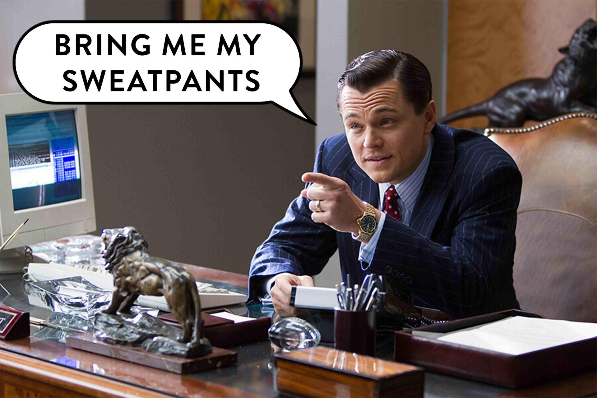 Bürotauglichen Jogginghose für Männer: So kreierst du einen stylischen Business-Look mit Sweatpants!