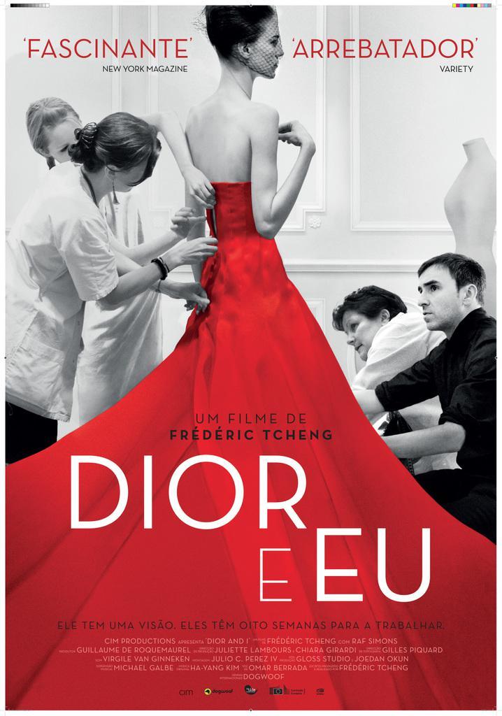 Die besten Fashion Dokus aller Zeiten: Dior and I (2014)