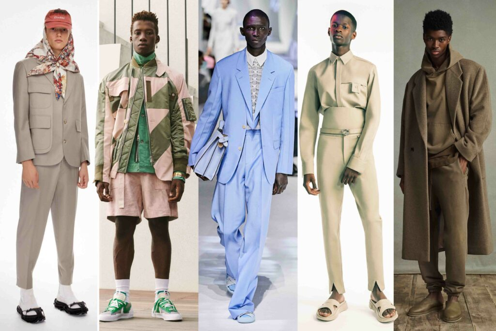 Menswear Trends 2021