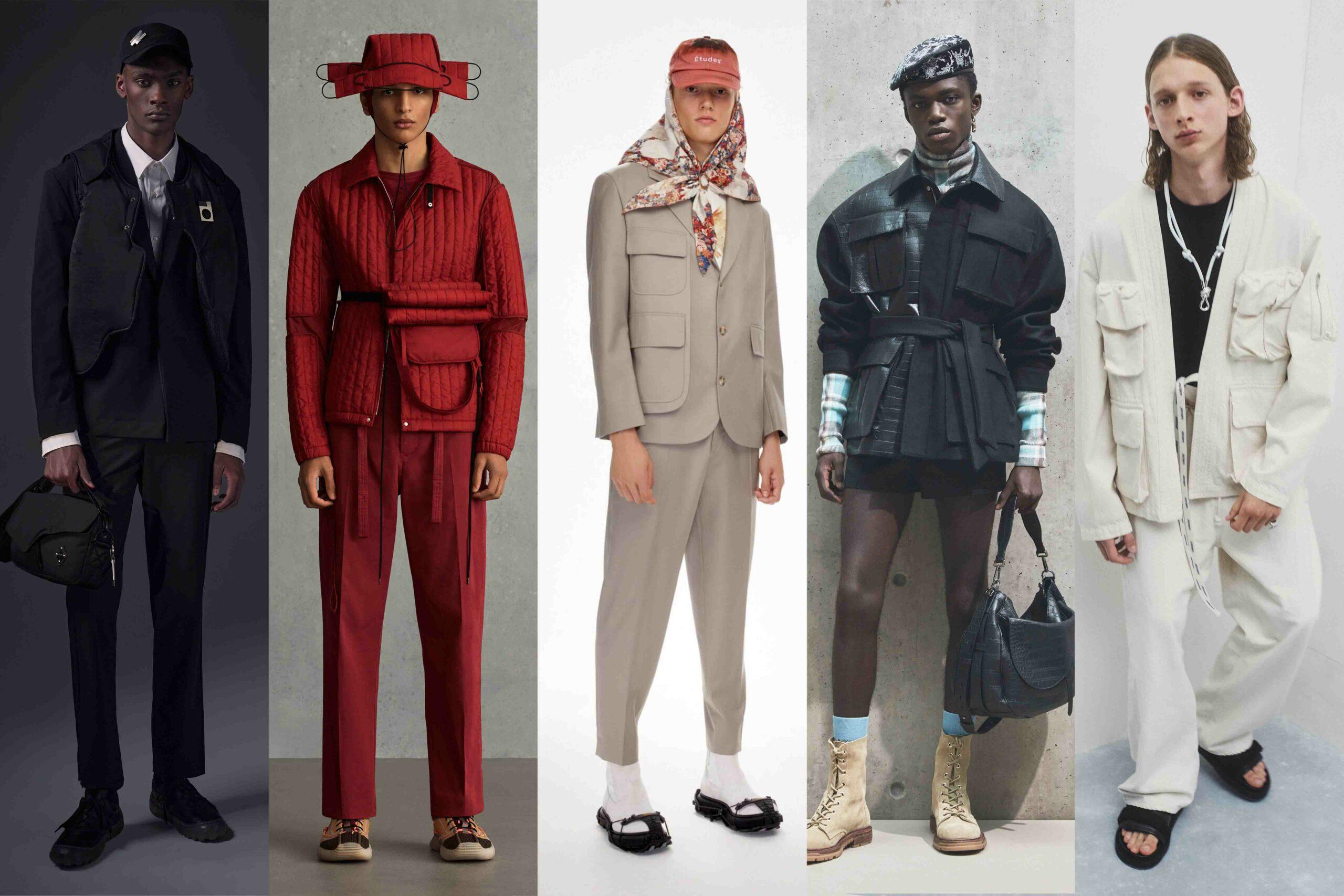 Menswear Trends 2021: Utility