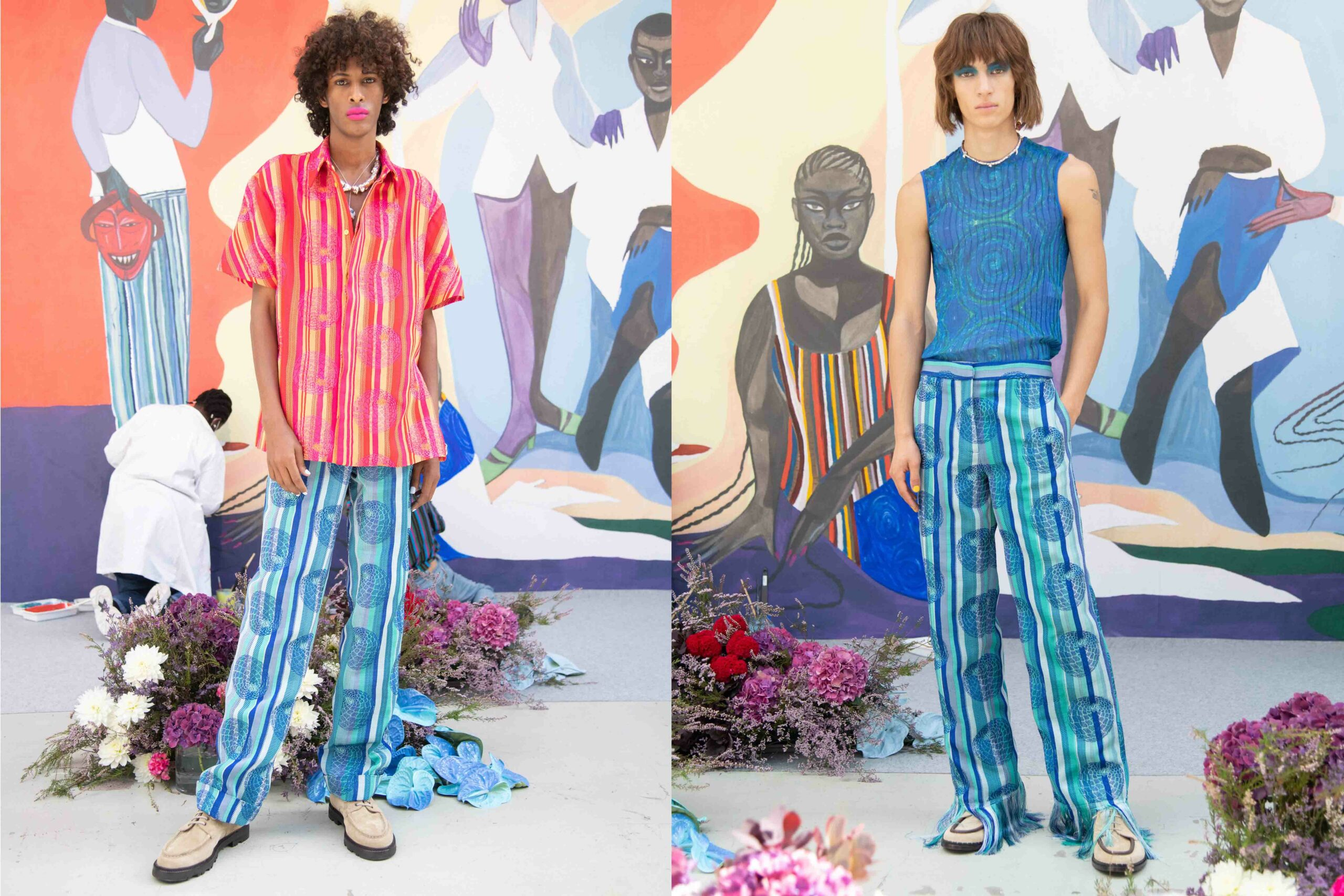 Rising Fashion Brands 2021: Kenneth Ize