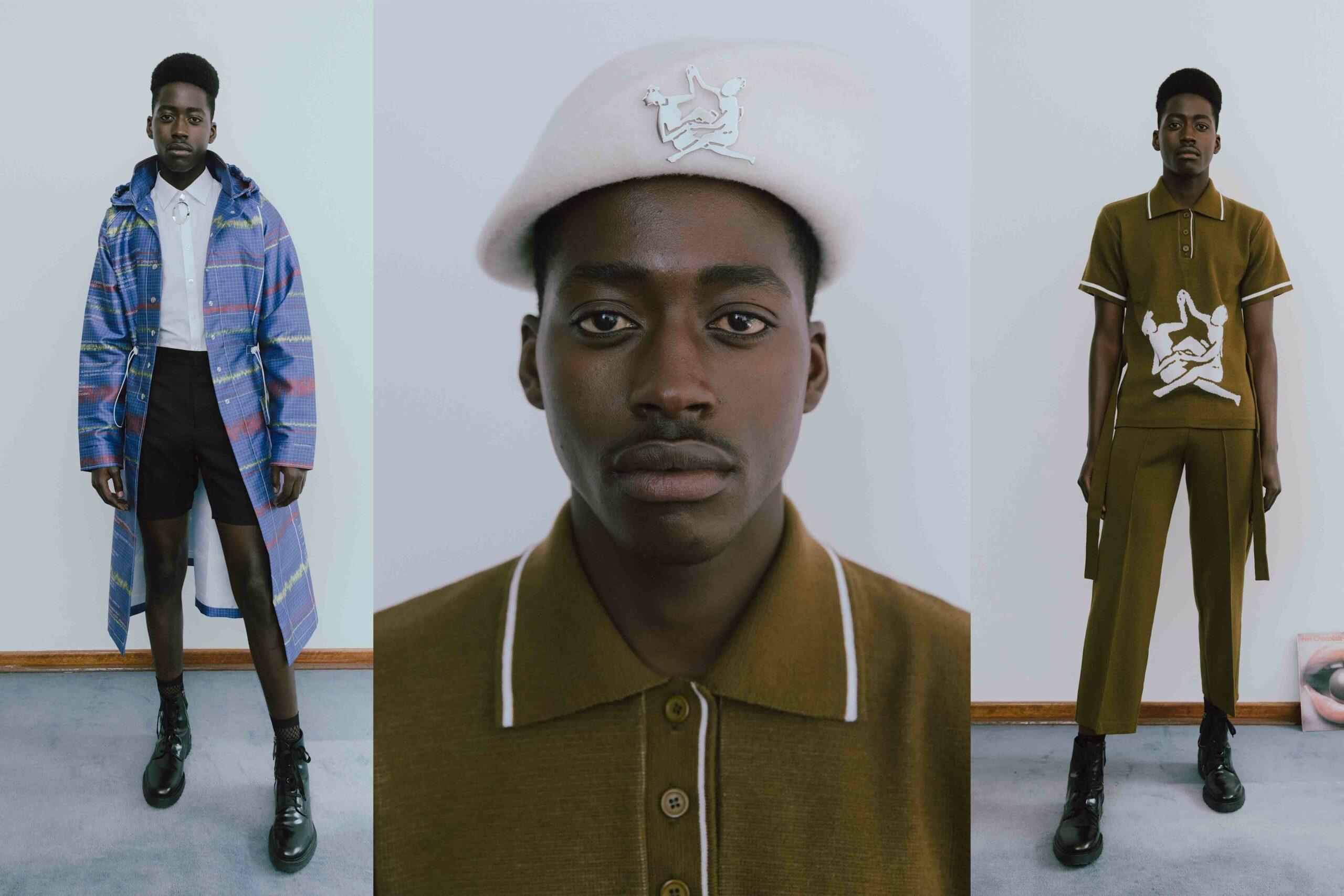 Rising Fashion Brands 2021: Thebe Magugu