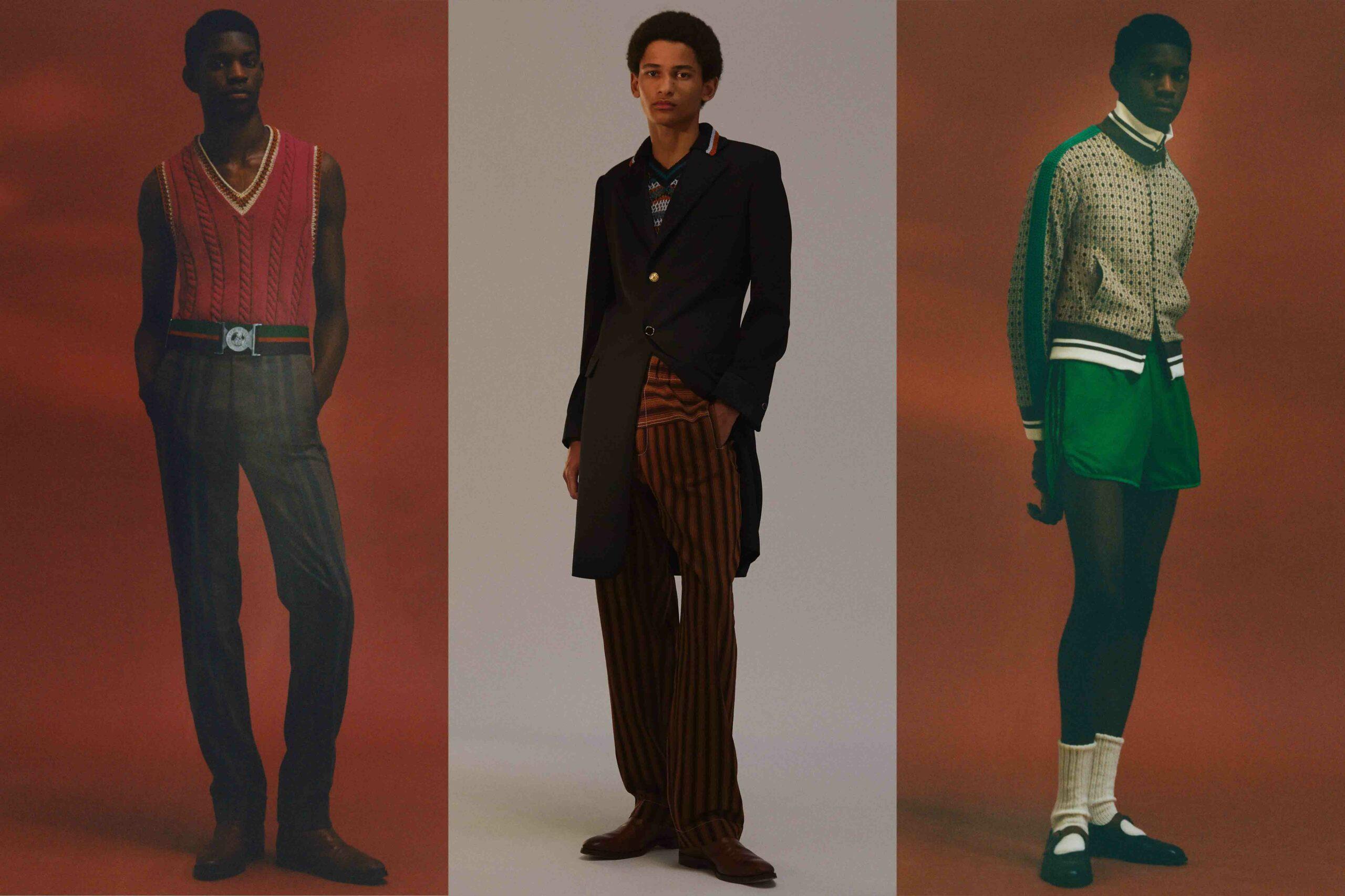 Rising Fashion Brands 2021: Wales Bonner