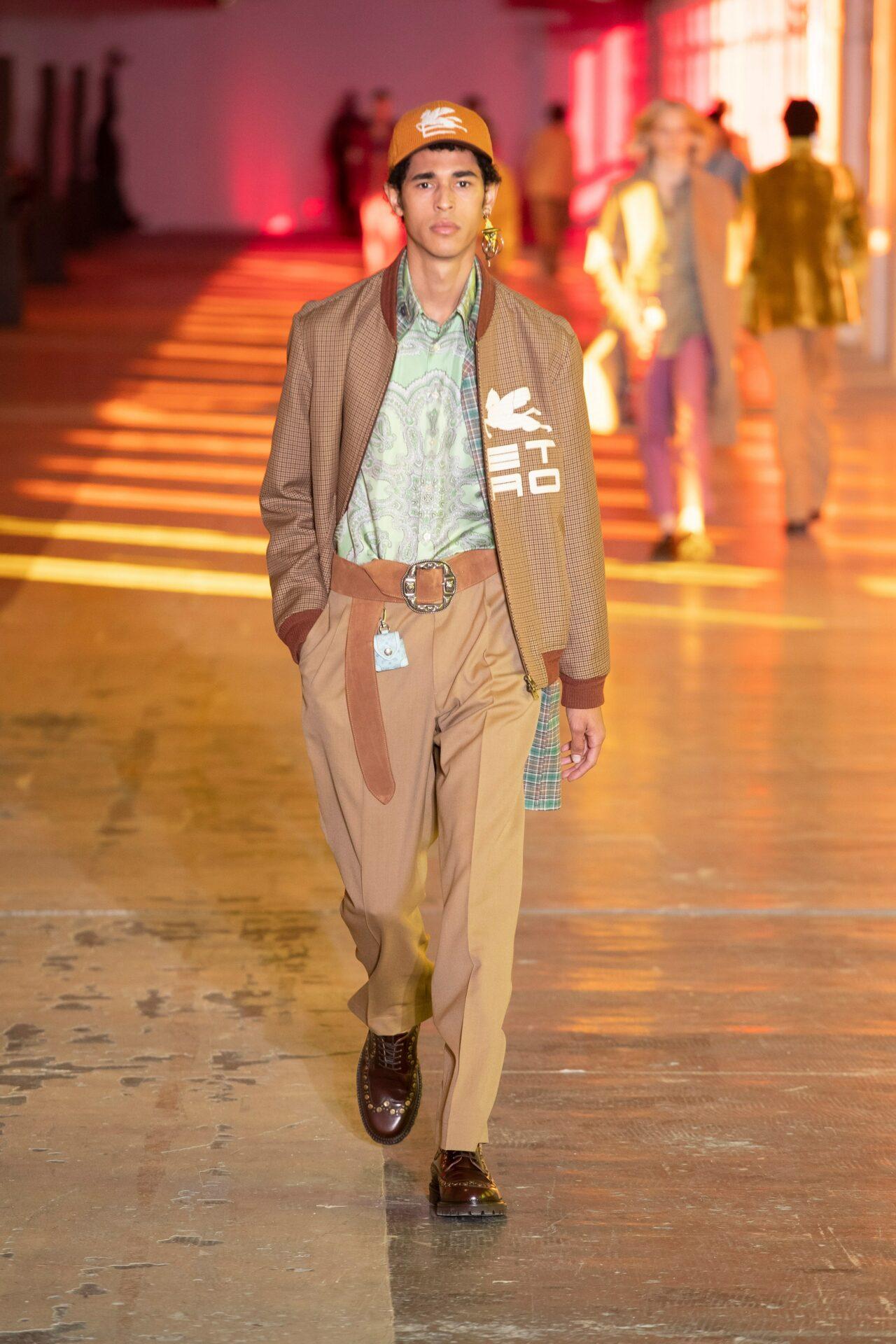 Highlights und Modetrends der Milan Fashion Week AW21: Etro