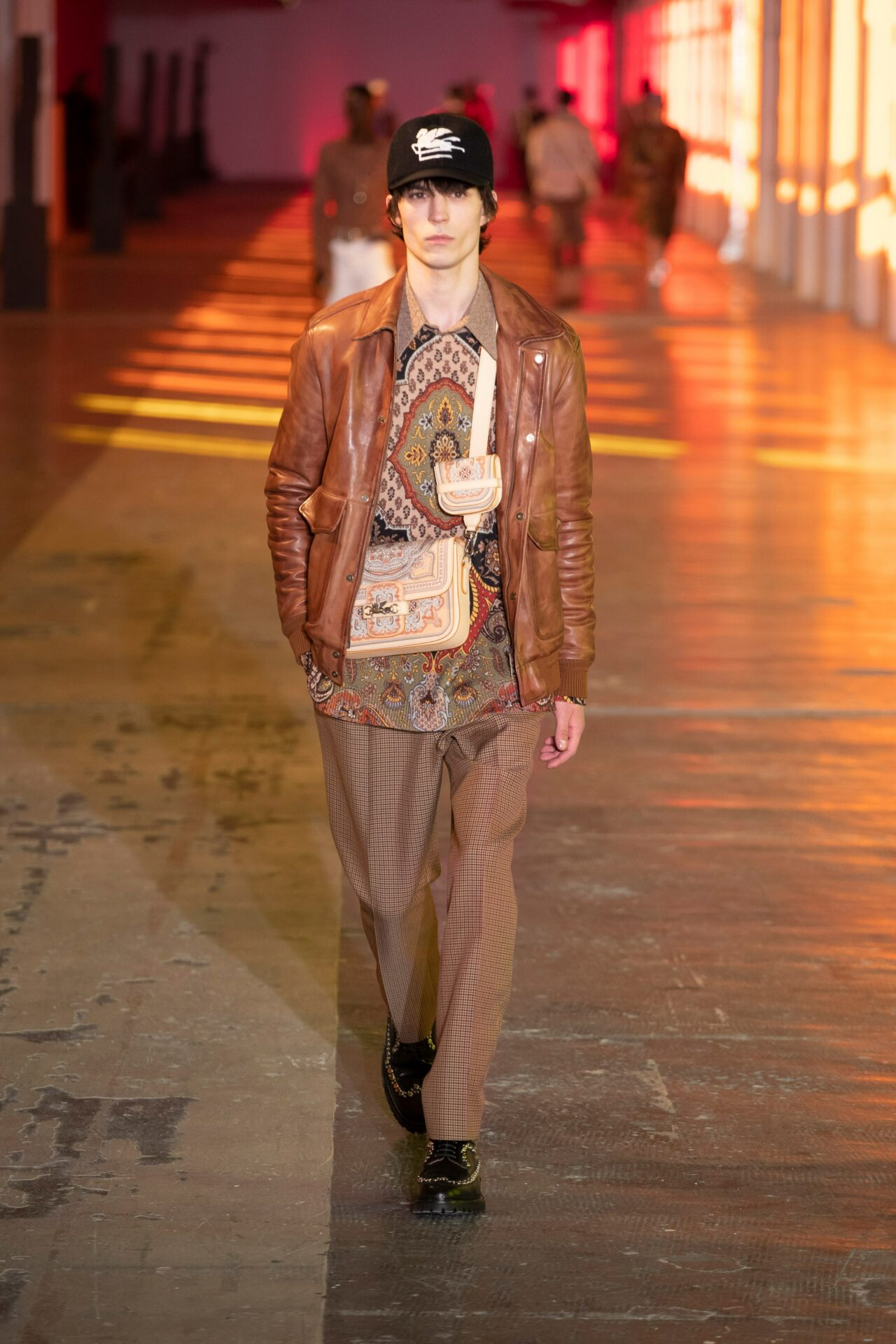Highlights und Modetrends der Milan Fashion Week AW21: Etro
