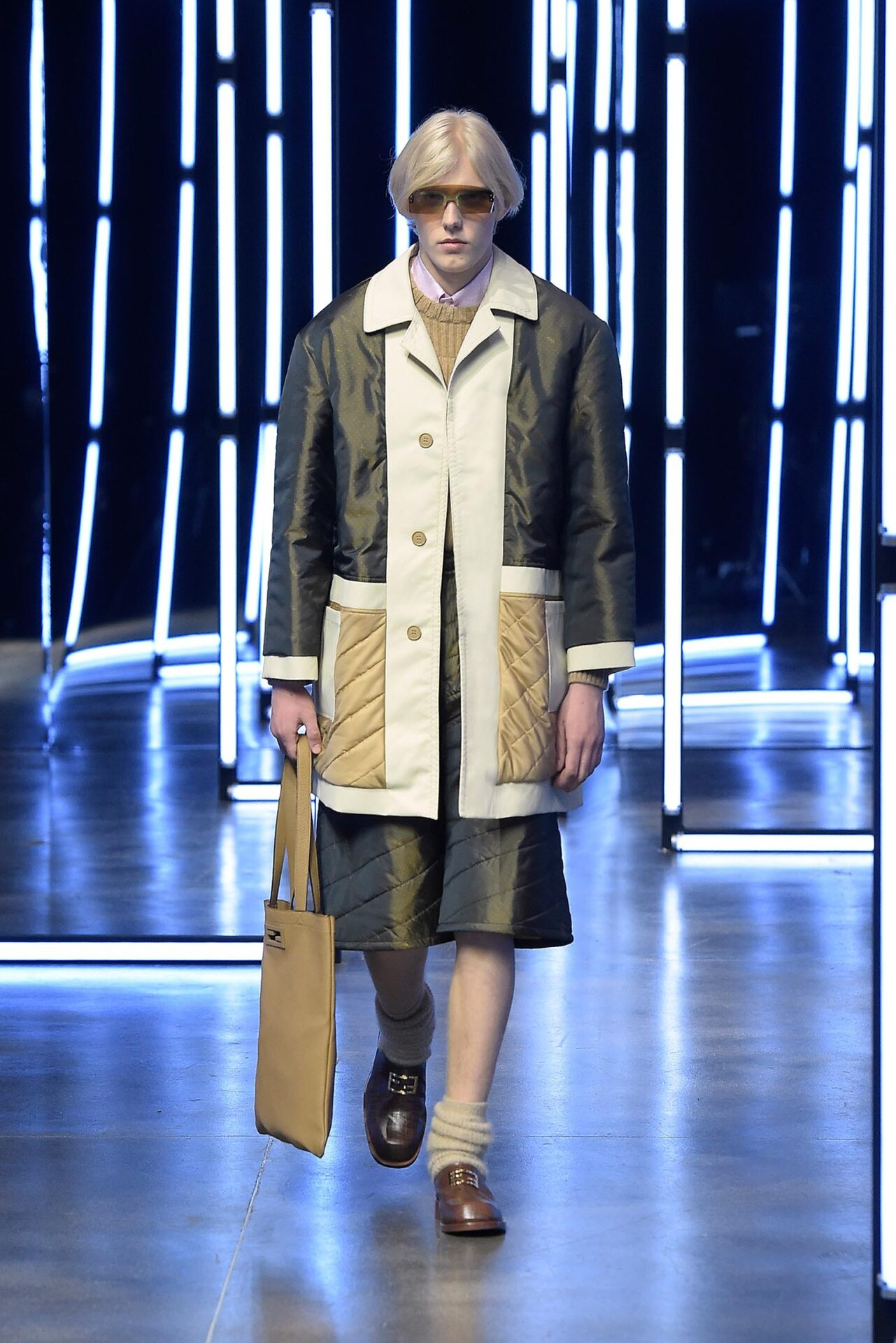 Highlights und Modetrends der Milan Fashion Week AW21: Fendi