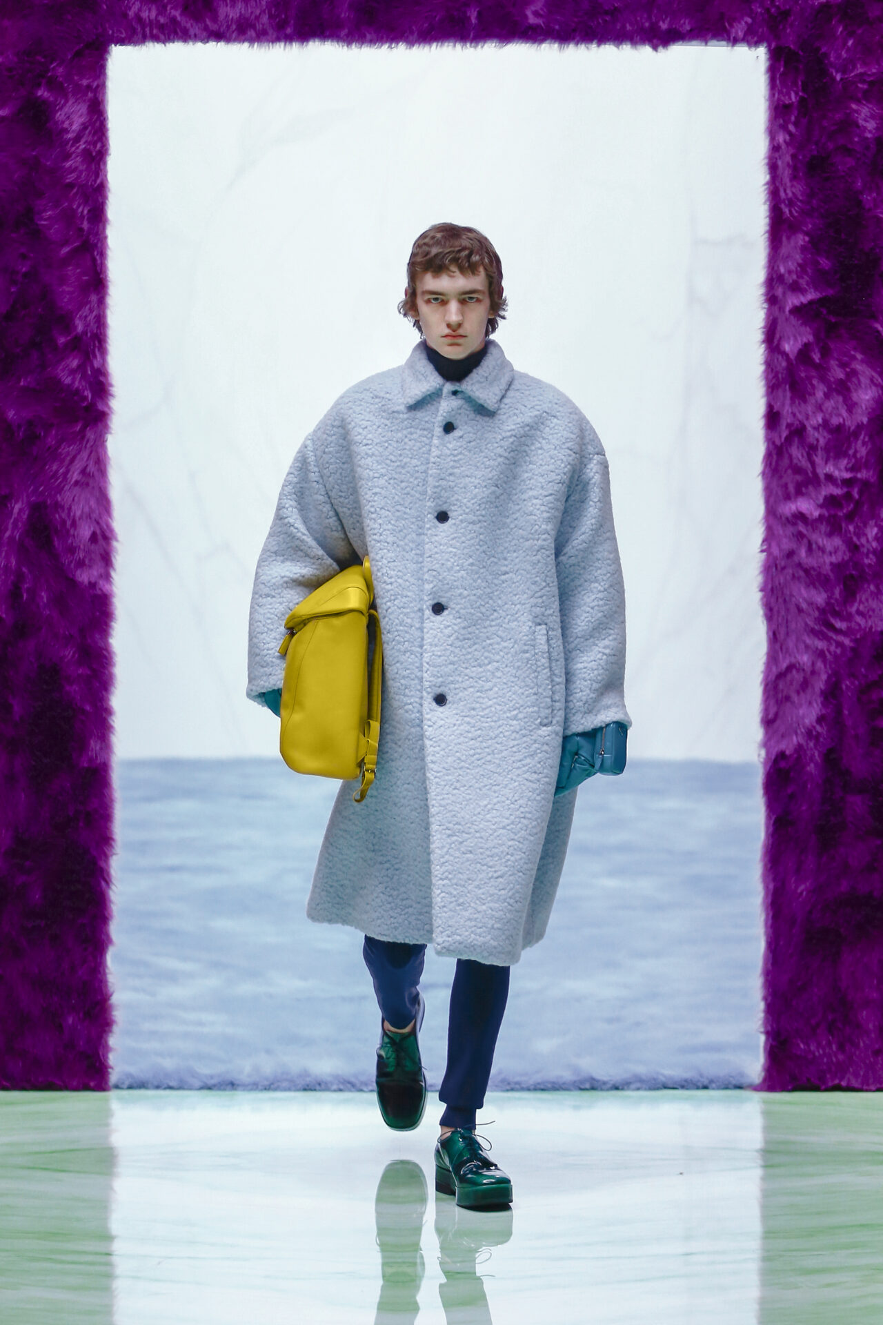 Highlights und Modetrends der Milan Fashion Week AW21: Prada