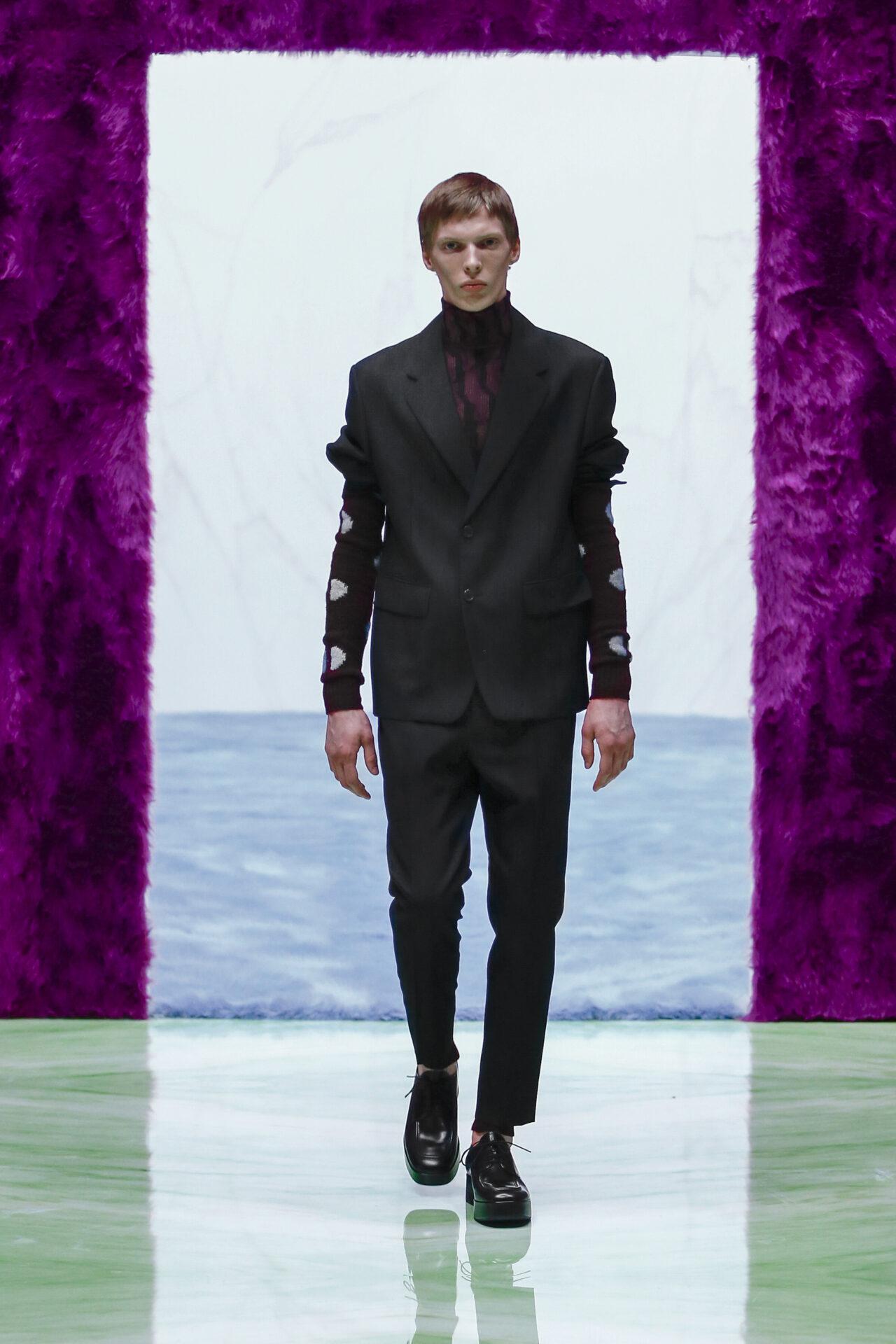Highlights und Modetrends der Milan Fashion Week AW21: Prada