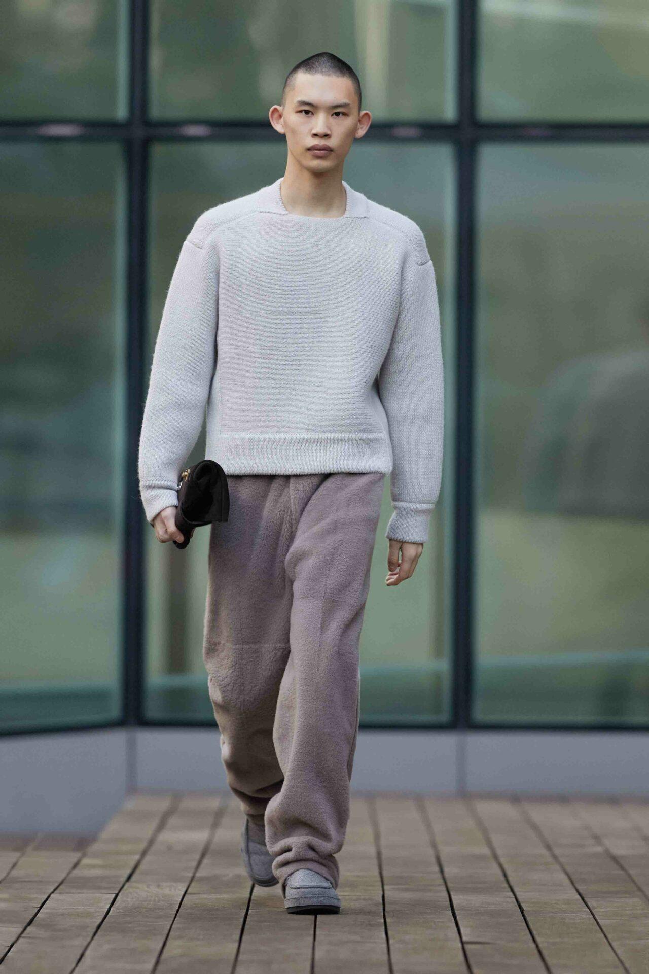 Highlights und Modetrends der Milan Fashion Week AW21: Ermenegildo Zegna