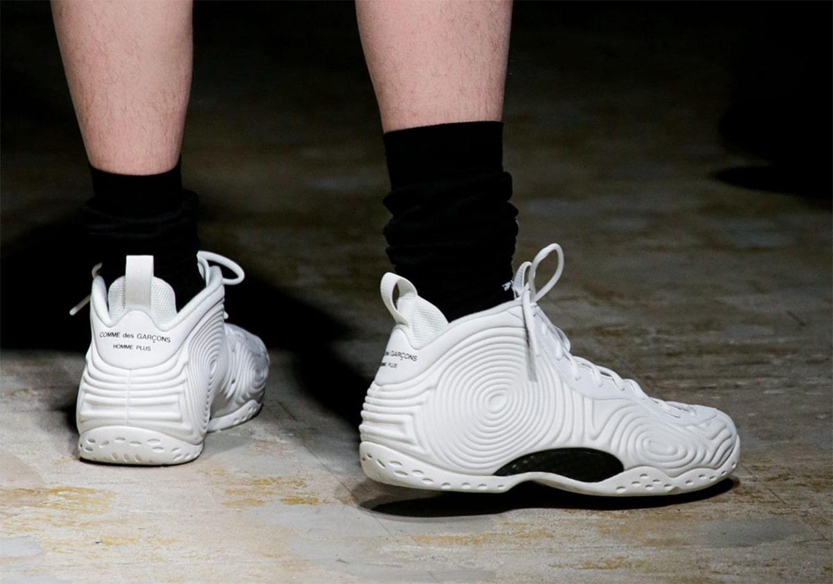 Sneaker Collaborations der Paris Fashion Week AW21: NIKE X CDG