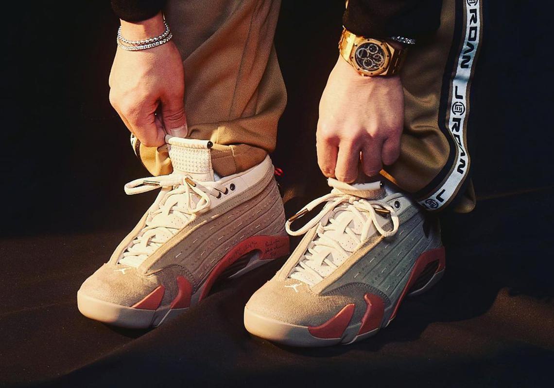 Sneaker Collaborations der Paris Fashion Week AW21: NIKE X Clot