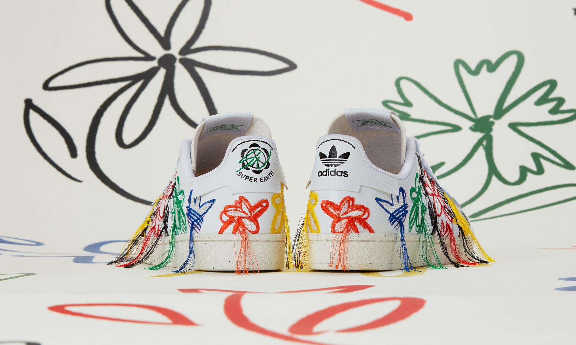"""Die besten Sneakers unter 200 Euro: adidas Superstar x Sean Wotherspoon """"SuperEarth"""""""