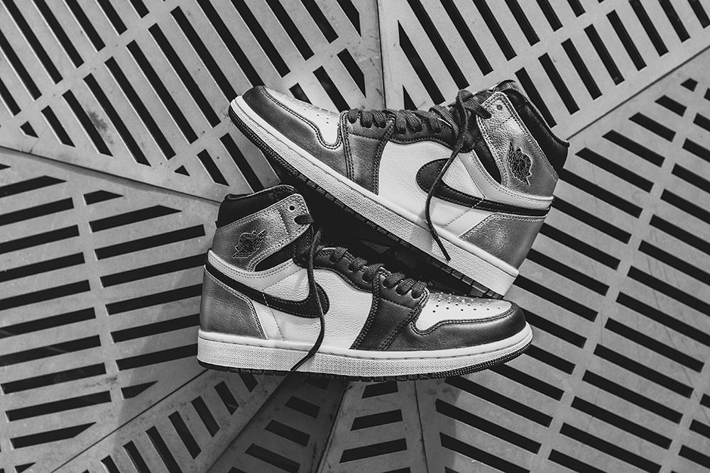 """Die besten Sneakers unter 200 Euro: Air Jordan 1 High """"Silver Toe"""""""