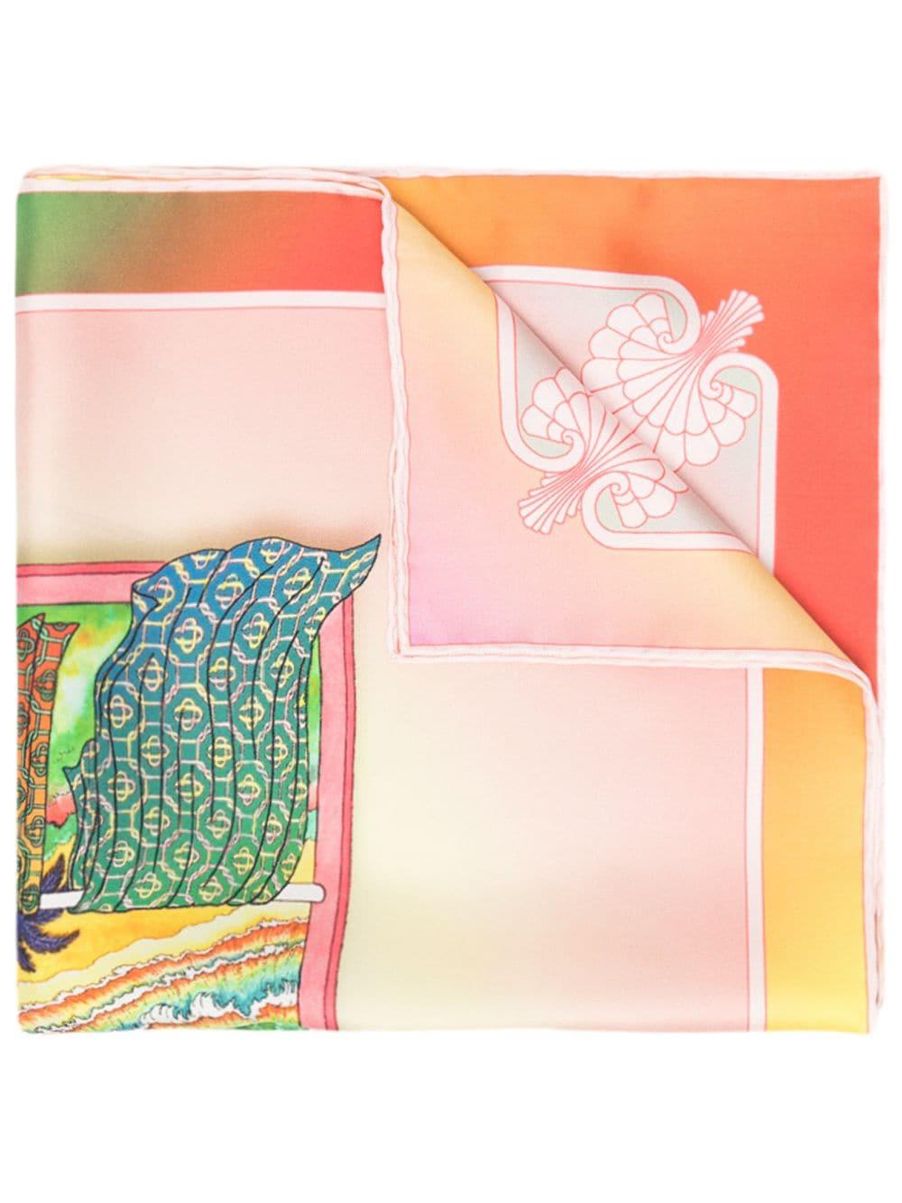 Menswear Essentials: Trend-Teile für den Frühling - Halstücher