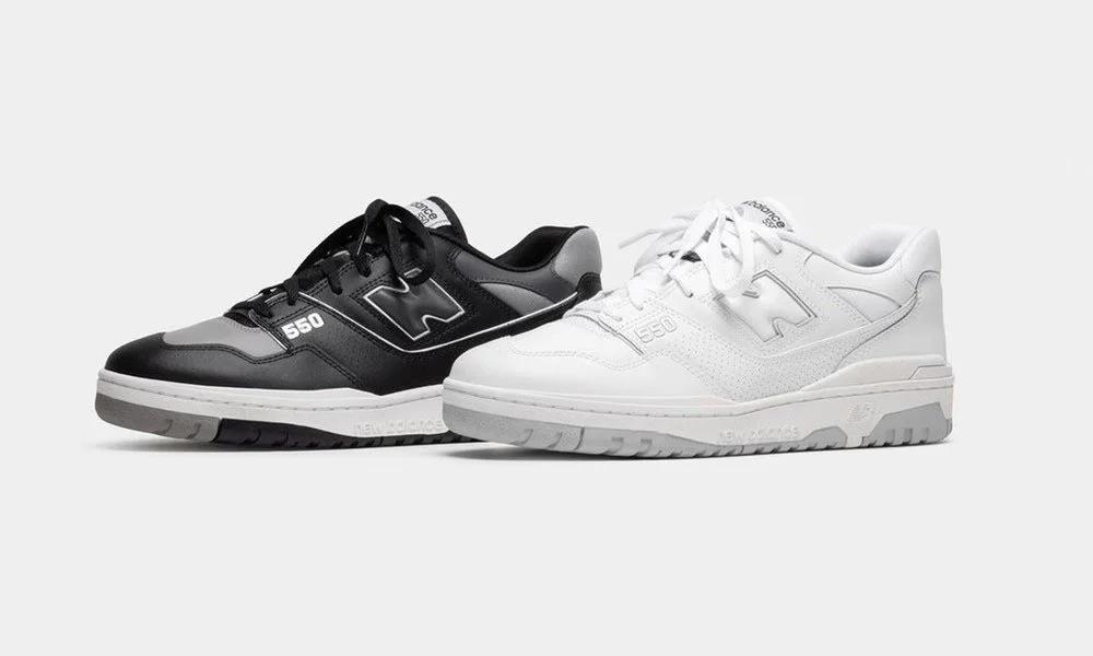 Die besten Sneakers unter 200 Euro: New Balance 550
