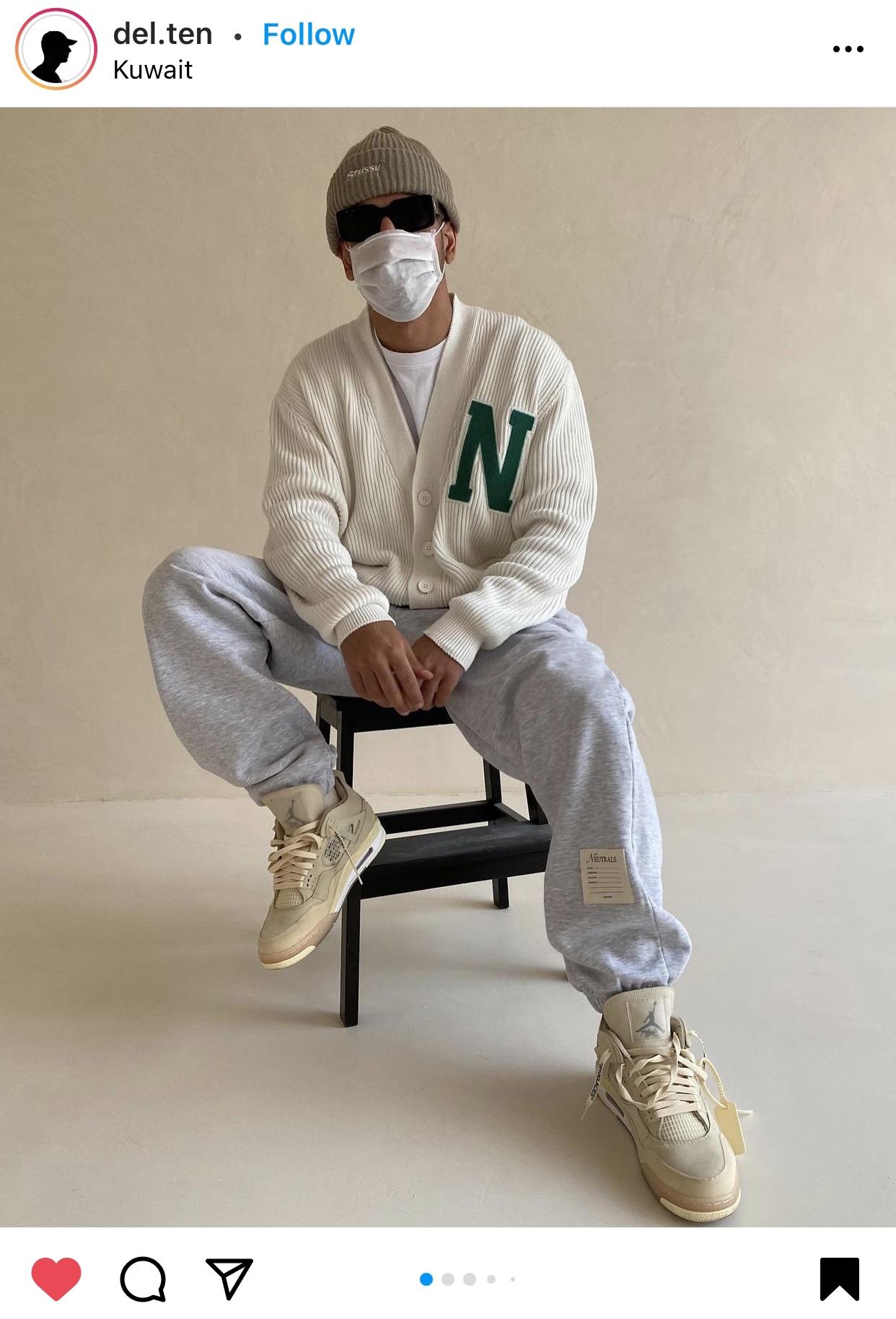 Männermoder Trend 2021: Cardigans für Männer
