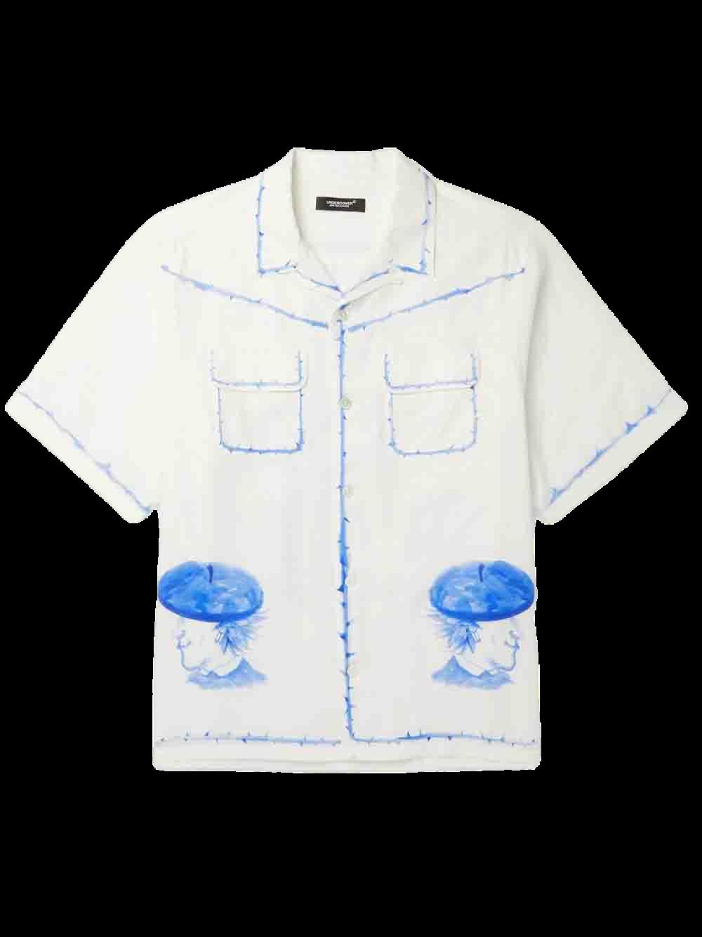 Männermode Trend 2021: Kurzarmhemden für Männer Street Style