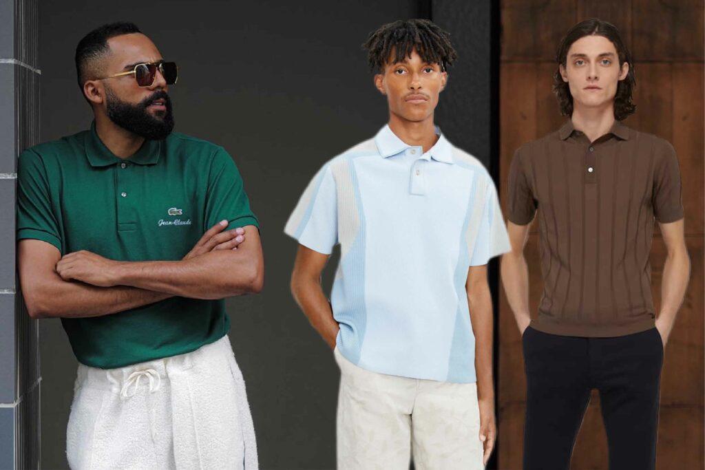 Die besten Polo-Shirts für Männer