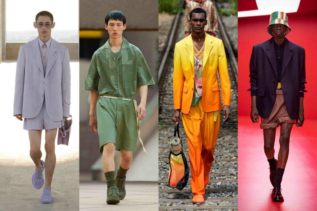 Highlights der Milan Men's Fashion Week SS22
